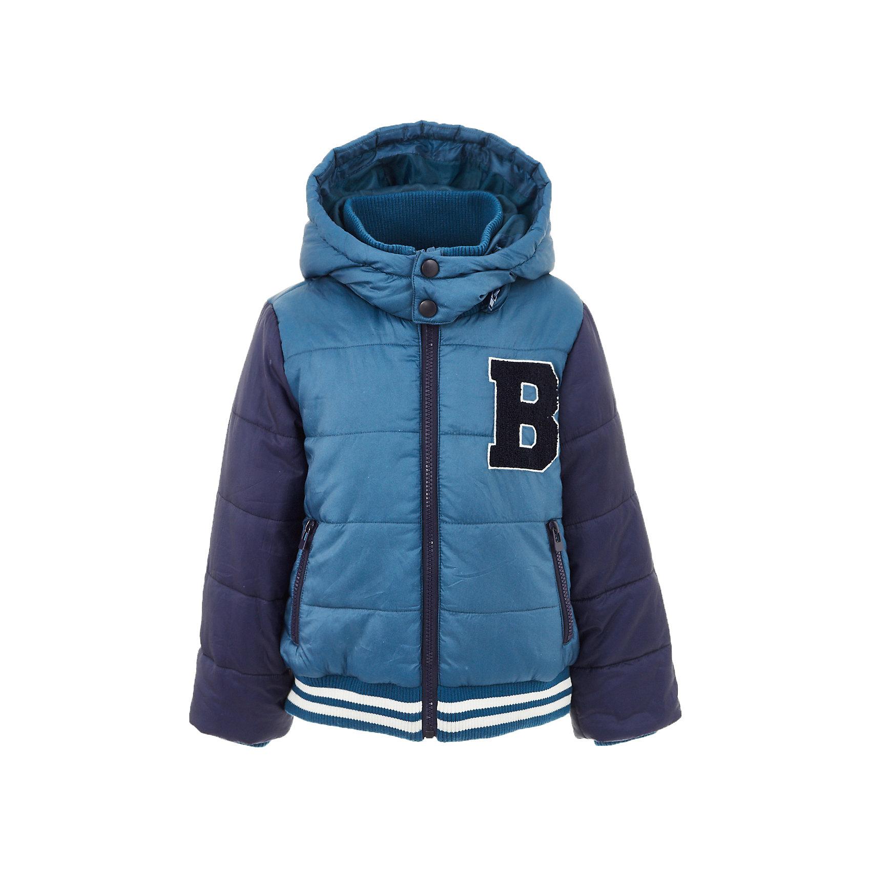 Куртка BUTTON BLUE для мальчикаВерхняя одежда<br>Куртка BUTTON BLUE для мальчика<br>В преддверии осенних холодов главная задача родителей - купить хорошую детскую куртку! Всех, кто хочет куртку недорого, часто ожидает разочарование... Но если вы формируете функциональный детский гардероб от Button Blue, вам это не грозит! Прекрасная куртка для мальчика от Button Blue - залог хорошего настроения в осенний день! Интересный дизайн, построенный на комбинации двух цветов в одном изделии, модная форма, отделка делают куртку стильной, привлекательной и удобной в повседневной носке. Приобретение куртки по доступной цене - прекрасный повод продолжить покупки в магазине Button Blue и создать полноценный и разнообразный детский гардероб из модных, нужных и интересных вещей.<br>Состав:<br>100% полиэстер               подкладка: /100% полиэстер  Утеплитель 100% полиэстер<br><br>Ширина мм: 356<br>Глубина мм: 10<br>Высота мм: 245<br>Вес г: 519<br>Цвет: бирюзовый<br>Возраст от месяцев: 144<br>Возраст до месяцев: 156<br>Пол: Мужской<br>Возраст: Детский<br>Размер: 158,98,104,110,116,122,128,134,140,146,152<br>SKU: 7038879