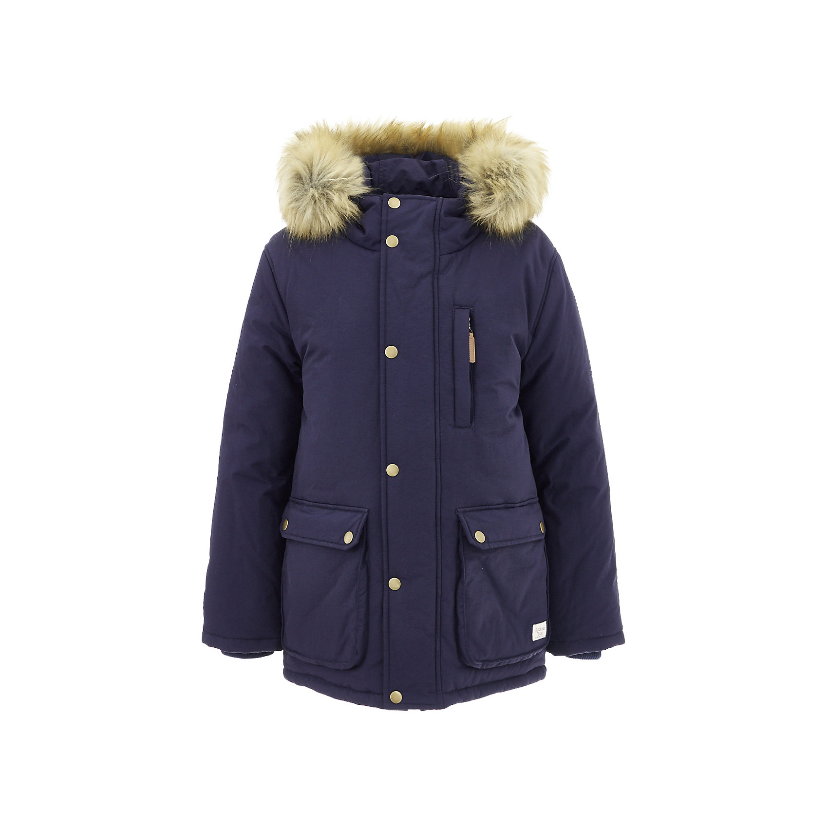 Полупальто BUTTON BLUE для мальчикаВерхняя одежда<br>Полупальто BUTTON BLUE для мальчика<br>Стильное зимнее полупальто для мальчика - залог хорошего настроения в морозный день! Классное детское полупальто по оптимальной цене принесет удовольствие от покупки эксплуатации! Недорогое пальто - не значит скучное! Красивый цвет, модный силуэт, крупные функциональные детали обеспечивают пальто прекрасный внешний вид! Если вы хотите купить зимнее полупальто и не сомневаться в его качестве и комфорте, детское полупальто от Button Blue - то что нужно!<br>Состав:<br>тк. верха:100% нейлон                   Подкладка: 100% полиэстер (флис)/100% полиэстер  Утеплитель 100% полиэстер (fake down) мех: искусственный<br><br>Ширина мм: 356<br>Глубина мм: 10<br>Высота мм: 245<br>Вес г: 519<br>Цвет: темно-синий<br>Возраст от месяцев: 36<br>Возраст до месяцев: 48<br>Пол: Мужской<br>Возраст: Детский<br>Размер: 104,158,152,146,140,134,128,122,116,110<br>SKU: 7038935