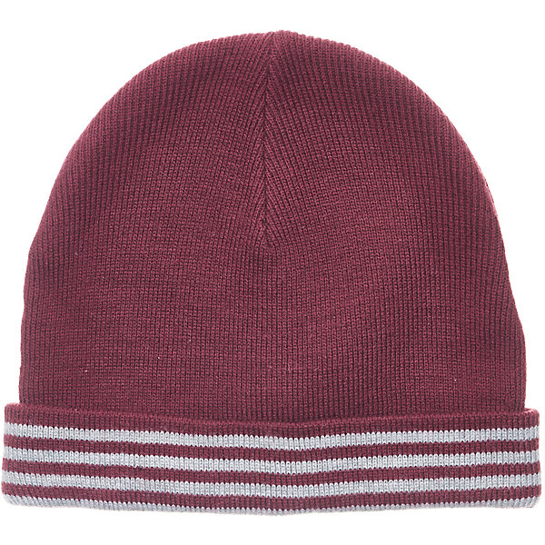 Шапка Button Blue для мальчикаГоловные уборы<br>Характеристики товара:<br><br>• цвет: бордовый;<br>• состав: 100% акрил;<br>• без дополнительного утепления;<br>• сезон: демисезон, зима;<br>• температурный режим: от +5 до -10С;<br>• особенности: вязаная;<br>• шапка с отворотом;<br>• страна бренда: Россия;<br>• страна изготовитель: Китай.<br><br>Вязаная шапка с отворотом для мальчика. Демисезонная шапка для мальчика дополнена полосками контрастного цвета.<br><br>Шапку Button Blue (Баттон Блю) можно купить в нашем интернет-магазине.<br><br>Ширина мм: 89<br>Глубина мм: 117<br>Высота мм: 44<br>Вес г: 155<br>Цвет: бордовый<br>Возраст от месяцев: 24<br>Возраст до месяцев: 36<br>Пол: Мужской<br>Возраст: Детский<br>Размер: 50,56,54,52<br>SKU: 7039060
