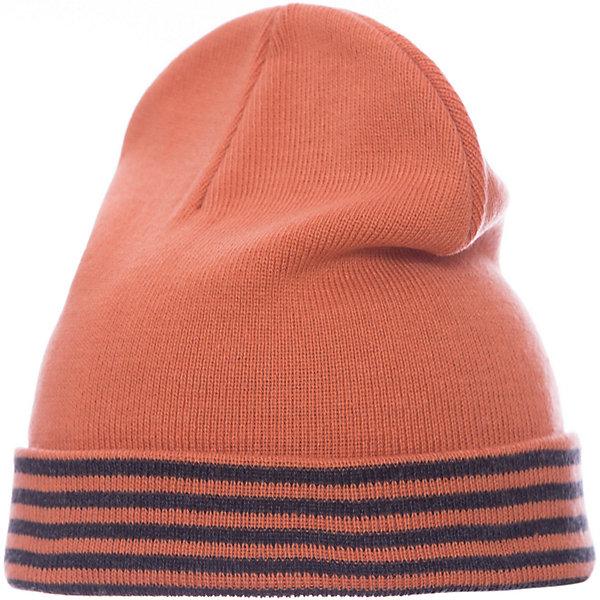 Шапка Button Blue для мальчикаГоловные уборы<br>Характеристики товара:<br><br>• цвет: оранжевый;<br>• состав: 100% акрил;<br>• без дополнительного утепления;<br>• сезон: демисезон, зима;<br>• температурный режим: от +5 до -10С;<br>• особенности: вязаная;<br>• шапка с отворотом;<br>• страна бренда: Россия;<br>• страна изготовитель: Китай.<br><br>Вязаная шапка с отворотом для мальчика. Демисезонная шапка для мальчика дополнена полосками контрастного цвета.<br><br>Шапку Button Blue (Баттон Блю) можно купить в нашем интернет-магазине.<br><br>Ширина мм: 89<br>Глубина мм: 117<br>Высота мм: 44<br>Вес г: 155<br>Цвет: желтый<br>Возраст от месяцев: 24<br>Возраст до месяцев: 36<br>Пол: Мужской<br>Возраст: Детский<br>Размер: 50,56,54,52<br>SKU: 7039065