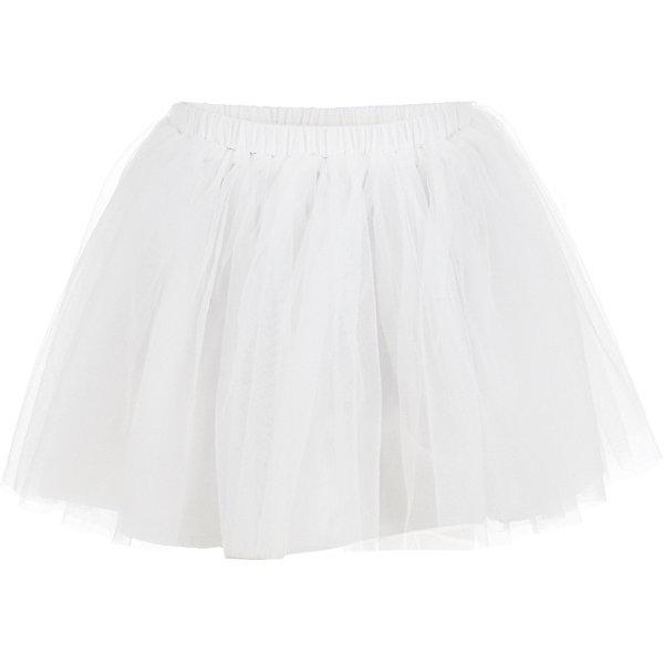 Юбка Button Blue для девочкиЮбки<br>Характеристики товара:<br><br>• цвет: белый;<br>• состав: 100% полиэстер;<br>• подкладка: 100% хлопок;<br>• сезон: круглый год, лето;<br>• особенности: нарядная, на подкладке, на резинке, пышная;<br>• юбка на резинке;<br>• пышная юбка;<br>• юбка на подкладке;<br>• в небольшую складку;<br>• страна бренда: Россия;<br>• страна изготовитель: Китай.<br><br>Нарядная юбка для девочки. Белая юбка на резинке. Однотонная юбка на подкладке из хлопка. Сверху отделана прозрачной сеткой.<br><br>Юбку Button Blue (Баттон Блю) можно купить в нашем интернет-магазине.<br><br>Ширина мм: 207<br>Глубина мм: 10<br>Высота мм: 189<br>Вес г: 183<br>Цвет: белый<br>Возраст от месяцев: 24<br>Возраст до месяцев: 36<br>Пол: Женский<br>Возраст: Детский<br>Размер: 98,158,152,146,140,134,128,122,116,110,104<br>SKU: 7039205