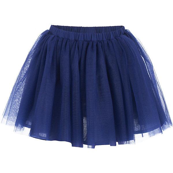 Юбка Button Blue для девочкиЮбки<br>Характеристики товара:<br><br>• цвет: синий;<br>• состав: 100% полиэстер;<br>• подкладка: 100% хлопок;<br>• сезон: круглый год, лето;<br>• особенности: нарядная, на подкладке, на резинке, пышная;<br>• юбка на резинке;<br>• пышная юбка;<br>• юбка на подкладке;<br>• в небольшую складку;<br>• страна бренда: Россия;<br>• страна изготовитель: Китай.<br><br>Нарядная юбка для девочки. Белая юбка на резинке. Однотонная юбка на подкладке из хлопка. Сверху отделана прозрачной сеткой.<br><br>Юбку Button Blue (Баттон Блю) можно купить в нашем интернет-магазине.<br><br>Ширина мм: 207<br>Глубина мм: 10<br>Высота мм: 189<br>Вес г: 183<br>Цвет: темно-синий<br>Возраст от месяцев: 72<br>Возраст до месяцев: 84<br>Пол: Женский<br>Возраст: Детский<br>Размер: 122,116,110,104,98,158,152,146,140,134,128<br>SKU: 7039217