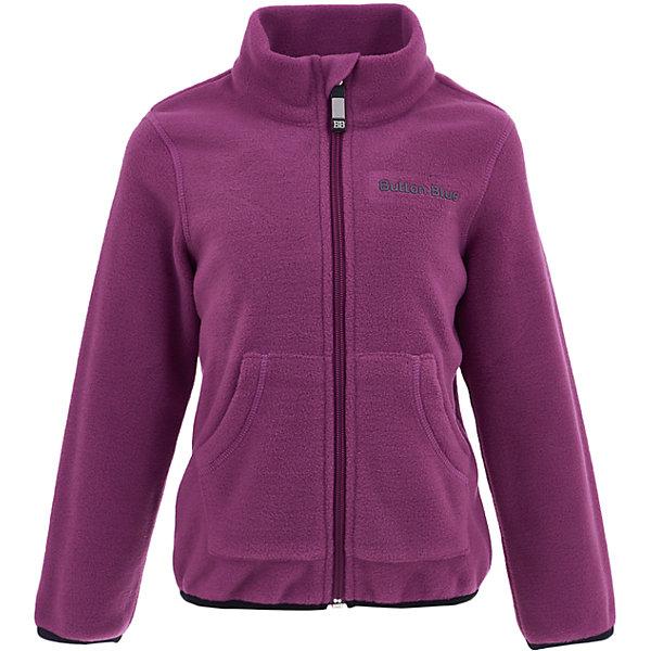 Флисовая кофта Button Blue для девочкиФлис и термобелье<br>Характеристики товара:<br><br>• цвет: фиолетовый;<br>• состав: 100% полиэстер, флис;<br>• сезон: демисезон, зима;<br>• застежка: молния с защитой подбородка;<br>• теплый, мягкий флис;<br>• мягкая эластичная резинка на манжетах;<br>• два кармана;<br>• страна бренда: Россия;<br>• страна изготовитель: Китай.<br><br>Флисовая толстовка на молнии для девочки. Кофта застегивается на молнию с защитой подбородка от защемления. Спереди два кармана.<br><br>Кофту Button Blue (Баттон Блю) можно купить в нашем интернет-магазине.<br><br>Ширина мм: 356<br>Глубина мм: 10<br>Высота мм: 245<br>Вес г: 519<br>Цвет: розовый<br>Возраст от месяцев: 144<br>Возраст до месяцев: 156<br>Пол: Женский<br>Возраст: Детский<br>Размер: 104,116,110,98,158,152,146,140,134,128,122<br>SKU: 7039442