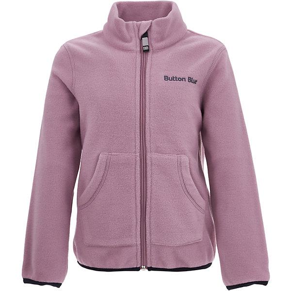 Флисовая кофта Button Blue для девочкиФлис и термобелье<br>Характеристики товара:<br><br>• цвет: розовый;<br>• состав: 100% полиэстер, флис;<br>• сезон: демисезон, зима;<br>• застежка: молния с защитой подбородка;<br>• теплый, мягкий флис;<br>• мягкая эластичная резинка на манжетах;<br>• два кармана;<br>• страна бренда: Россия;<br>• страна изготовитель: Китай.<br><br>Флисовая толстовка на молнии для девочки. Кофта застегивается на молнию с защитой подбородка от защемления. Спереди два кармана.<br><br>Кофту Button Blue (Баттон Блю) можно купить в нашем интернет-магазине.<br><br>Ширина мм: 356<br>Глубина мм: 10<br>Высота мм: 245<br>Вес г: 519<br>Цвет: розовый<br>Возраст от месяцев: 24<br>Возраст до месяцев: 36<br>Пол: Женский<br>Возраст: Детский<br>Размер: 98,158,152,146,140,134,128,122,116,110,104<br>SKU: 7039466