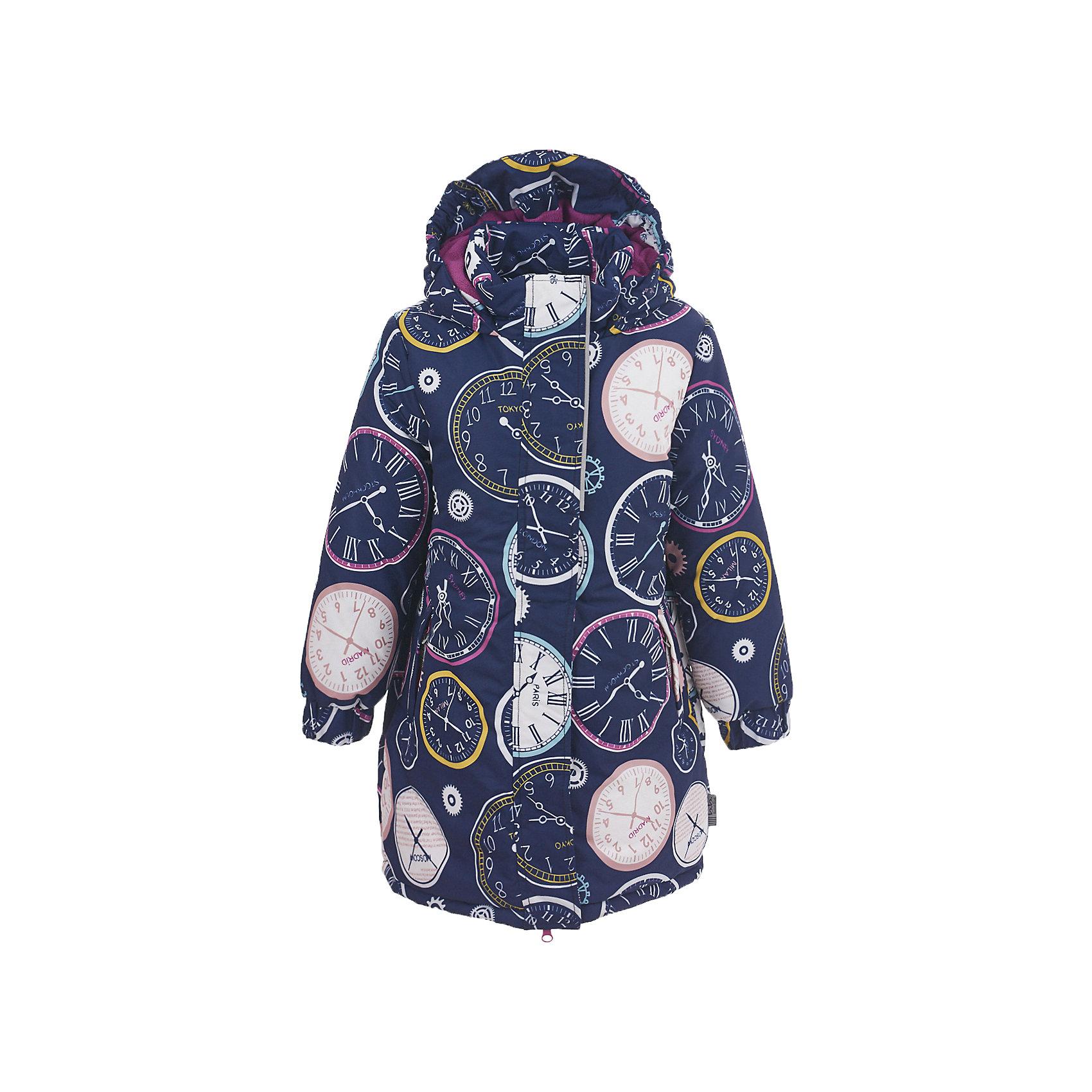 Пальто зимнее Button Blue для девочкиВерхняя одежда<br>Характеристики товара:<br><br>• цвет: темно-синий;<br>• состав: 100% полиэстер;<br>• подкладка: 100% полиэстер, флис;<br>• утеплитель: 100% полиэстер;<br>• сезон: зима;<br>• температурный режим: от 0 до -20С;<br>• застежка: молния с защитой подбородка;<br>• дополнительная защитная планка на липучках;<br>• подкладка из флиса до талии, ниже гладкая подкладка;<br>• мягкие эластичные манжеты;<br>• водоотталкивающая ткань;<br>• карманы на молнии;<br>• страна бренда: Россия;<br>• страна изготовитель: Китай.<br><br>Яркое пальто из мембранной плащевки понравится всем любителям активных прогулок! Пальто сделано с соблюдением основных технологических особенностей производства спортивной одежды. Оно не промокает, сохраняет тепло, трикотажная подкладка из мягкого флиса создает комфорт при длительной носке, утяжки защищают от продувания, светоотражающие элементы обеспечивают безопасность ребенка. Водоотталкивающая ткань с оригинальным рисунком делает пальто запоминающимся.<br><br>Пальто Button Blue (Баттон Блю) можно купить в нашем интернет-магазине.<br><br>Ширина мм: 356<br>Глубина мм: 10<br>Высота мм: 245<br>Вес г: 519<br>Цвет: темно-синий<br>Возраст от месяцев: 144<br>Возраст до месяцев: 156<br>Пол: Женский<br>Возраст: Детский<br>Размер: 158,116,98,104,110,122,128,134,140,146,152<br>SKU: 7039490