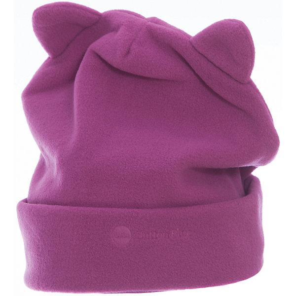 Флисовая шапка Button Blue для девочкиГоловные уборы<br>Характеристики товара:<br><br>• цвет: фиолетовый;<br>• состав: 100% полиэстер, флис;<br>• подкладка: 95% хлопок, 5% эластан;<br>• сезон: демисезон;<br>• температурный режим: от +10 до 0;<br>• сплошная трикотажная подкладка;<br>• забавные декоративные ушки;<br>• страна бренда: Россия;<br>• страна изготовитель: Китай.<br><br>Флисовая шапка без завязок для девочки. Шапка с забавными декоративными ушками.<br><br>Шапку Button Blue (Баттон Блю) можно купить в нашем интернет-магазине.<br><br>Ширина мм: 89<br>Глубина мм: 117<br>Высота мм: 44<br>Вес г: 155<br>Цвет: розовый<br>Возраст от месяцев: 96<br>Возраст до месяцев: 108<br>Пол: Женский<br>Возраст: Детский<br>Размер: 56,50,52,54<br>SKU: 7039531