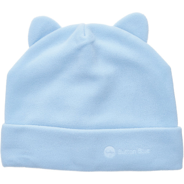 Флисовая шапка Button Blue для девочкиГоловные уборы<br>Характеристики товара:<br><br>• цвет: голубой;<br>• состав: 100% полиэстер, флис;<br>• подкладка: 95% хлопок, 5% эластан;<br>• сезон: демисезон;<br>• температурный режим: от +10 до 0;<br>• сплошная трикотажная подкладка;<br>• забавные декоративные ушки;<br>• страна бренда: Россия;<br>• страна изготовитель: Китай.<br><br>Флисовая шапка без завязок для девочки. Шапка с забавными декоративными ушками.<br><br>Шапку Button Blue (Баттон Блю) можно купить в нашем интернет-магазине.<br><br>Ширина мм: 89<br>Глубина мм: 117<br>Высота мм: 44<br>Вес г: 155<br>Цвет: голубой<br>Возраст от месяцев: 24<br>Возраст до месяцев: 36<br>Пол: Женский<br>Возраст: Детский<br>Размер: 50,56,54,52<br>SKU: 7039541