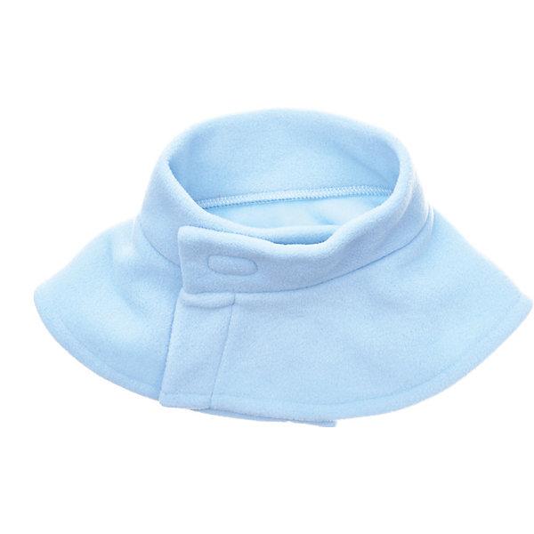 Флисовая манишка Button Blue для девочки