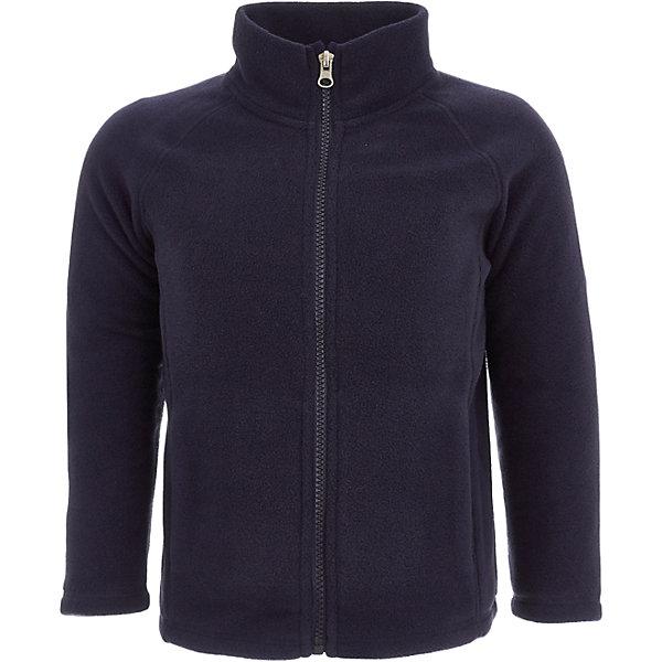Куртка Button Blue для мальчикаФлис и термобелье<br>Характеристики товара:<br><br>• цвет: темно-синий;<br>• состав: 100% полиэстер, флис;<br>• сезон: демисезон, зима;<br>• застежка: молния с защитой подбородка;<br>• теплый, мягкий флис;<br>• мягкая эластичная резинка на манжетах;<br>• два кармана;<br>• страна бренда: Россия;<br>• страна изготовитель: Китай.<br><br>Флисовая толстовка на молнии для мальчика. Кофта застегивается на молнию с защитой подбородка от защемления. Спереди два кармана.<br><br>Кофту Button Blue (Баттон Блю) можно купить в нашем интернет-магазине.<br>Ширина мм: 356; Глубина мм: 10; Высота мм: 245; Вес г: 519; Цвет: темно-синий; Возраст от месяцев: 48; Возраст до месяцев: 60; Пол: Мужской; Возраст: Детский; Размер: 110,128,122,104,98,116,158,152,146,140,134; SKU: 7039590;