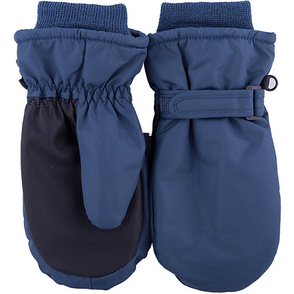 Варежки Button BlueПерчатки, варежки<br>Характеристики товара:<br><br>• цвет: голубой;<br>• состав: 100% полиэстер;<br>• подкладка: 100% полиэстер;<br>• утеплитель: 100% полиэстер;;<br>• сезон: зима;<br>• температурный режим: от +5 до -20С;<br>• липучка-утяжка для защиты от ветра;<br>• усиленные вставки на ладно и больших пальцах;<br>• водонепроницаемые;<br>• мягкие трикотажные манжеты;<br>• страна бренда: Россия;<br>• страна изготовитель: Китай.<br><br>Непромокаемая плащевка, утяжка от продувания, протектор для прочности и износостойкости изделия позволят гулять в любую погоду, гарантируя тепло, уют и комфорт.<br><br>Варежки Button Blue (Баттон Блю) можно купить в нашем интернет-магазине.<br><br>Ширина мм: 162<br>Глубина мм: 171<br>Высота мм: 55<br>Вес г: 119<br>Цвет: серый<br>Возраст от месяцев: 12<br>Возраст до месяцев: 18<br>Пол: Унисекс<br>Возраст: Детский<br>Размер: 12,18,16,14<br>SKU: 7039714