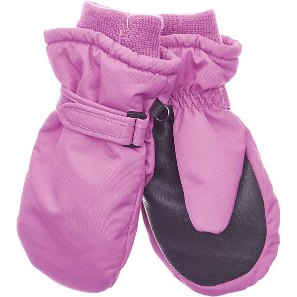 Варежки Button Blue для девочкиВарежки<br>Характеристики товара:<br><br>• цвет: розовый;<br>• состав: 100% полиэстер;<br>• подкладка: 100% полиэстер;<br>• утеплитель: 100% полиэстер;;<br>• сезон: зима;<br>• температурный режим: от +5 до -20С;<br>• липучка-утяжка для защиты от ветра;<br>• усиленные вставки на ладно и больших пальцах;<br>• водонепроницаемые;<br>• мягкие трикотажные манжеты;<br>• страна бренда: Россия;<br>• страна изготовитель: Китай.<br><br>Непромокаемая плащевка, утяжка от продувания, протектор для прочности и износостойкости изделия позволят гулять в любую погоду, гарантируя тепло, уют и комфорт.<br><br>Варежки Button Blue (Баттон Блю) можно купить в нашем интернет-магазине.<br>Ширина мм: 162; Глубина мм: 171; Высота мм: 55; Вес г: 119; Цвет: розовый; Возраст от месяцев: 84; Возраст до месяцев: 96; Пол: Женский; Возраст: Детский; Размер: 18,12,14,16; SKU: 7039719;