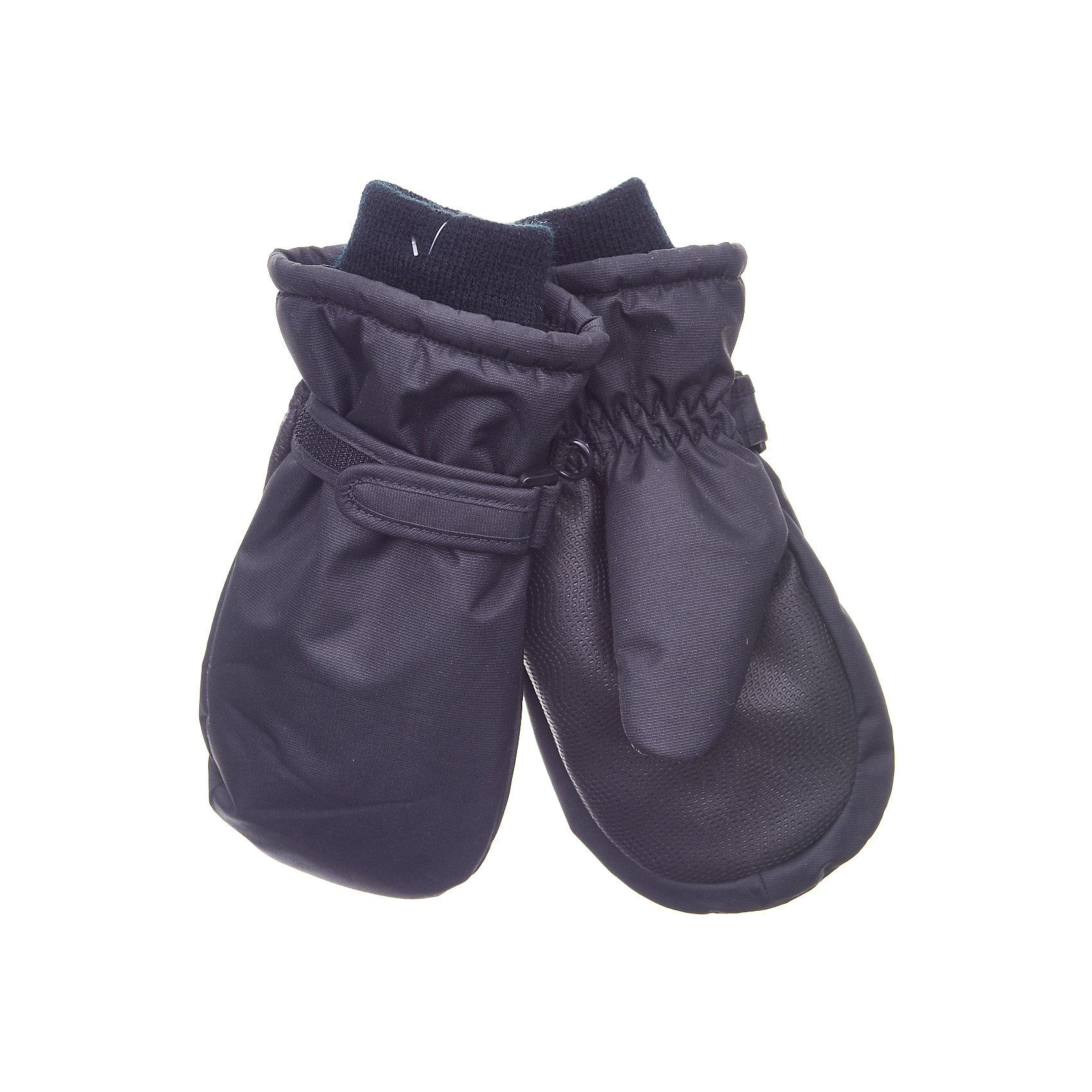 Варежки BUTTON BLUEПерчатки, варежки<br>Варежки BUTTON BLUE <br>Подбирая зимний функциональный гардероб для ребенка, не забудьте купить варежки из плащевки, ведь они - незаменимая вещь для прогулок в морозные дни! Непромокаемая плащевка, утяжка от продувания, протектор для прочности и износостойкости изделия позволят гулять в любую погоду, гарантируя тепло, уют и комфорт.<br>Состав:<br>тк. верха:                        100%полиэстер,                           подкл.:               100%полиэстер, утепл.:         100%полиэстер<br><br>Ширина мм: 162<br>Глубина мм: 171<br>Высота мм: 55<br>Вес г: 119<br>Цвет: черный<br>Возраст от месяцев: 84<br>Возраст до месяцев: 96<br>Пол: Унисекс<br>Возраст: Детский<br>Размер: 18,12,14,16<br>SKU: 7039724