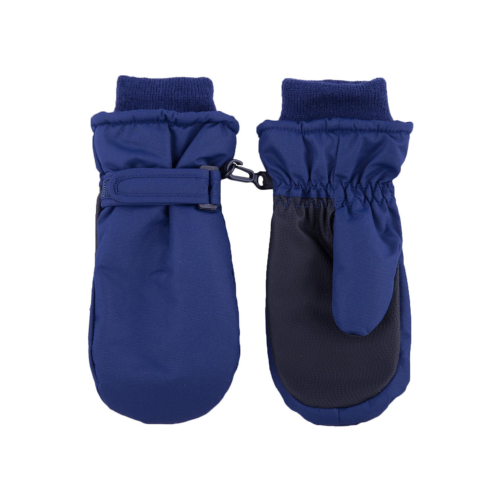 Варежки BUTTON BLUEПерчатки, варежки<br>Варежки BUTTON BLUE <br>Подбирая зимний функциональный гардероб для ребенка, не забудьте купить варежки из плащевки, ведь они - незаменимая вещь для прогулок в морозные дни! Непромокаемая плащевка, утяжка от продувания, протектор для прочности и износостойкости изделия позволят гулять в любую погоду, гарантируя тепло, уют и комфорт.<br>Состав:<br>тк. верха:                        100%полиэстер,                           подкл.:               100%полиэстер, утепл.:         100%полиэстер<br><br>Ширина мм: 162<br>Глубина мм: 171<br>Высота мм: 55<br>Вес г: 119<br>Цвет: темно-синий<br>Возраст от месяцев: 84<br>Возраст до месяцев: 96<br>Пол: Унисекс<br>Возраст: Детский<br>Размер: 18,12,14,16<br>SKU: 7039729