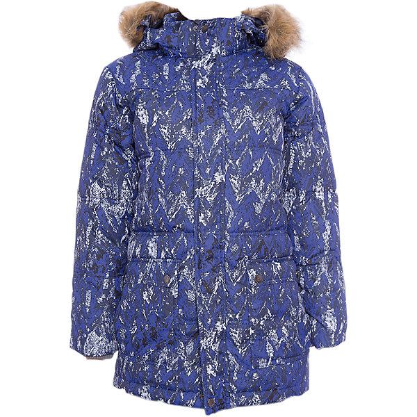 Куртка Huppa Lucas для мальчикаПуховики<br>Характеристики товара:<br><br>• модель: Lucas;<br>• цвет: синий;<br>• состав: 100% полиэстер;<br>• подкладка: 100% полиэстер, тафта;<br>• утеплитель: 50% пух, 50% перо;<br>• сезон: зима;<br>• температурный режим: от - 5 до - 30С;<br>• водонепроницаемость: 5000 мм;<br>• воздухопроницаемость: 5000 г/м2/24ч;<br>• влагоустойчивая и дышащая ткань;<br>• двухсторонняя молния;<br>• воротник-стойка застегивается на застежку-молнию и кнопки;<br>• безопасный капюшон при необходимости, отстегивается;<br>• мех на капюшоне съемный;<br>• низ рукавов дополнен эластичными манжетами;<br>• карманы на молнии;<br>• светоотражающие детали для безопасности ребенка;<br>• страна бренда: Эстония;<br>• страна изготовитель: Эстония.<br><br>Стильная молодёжная парка Lucas для мальчиков выполнена из влагоустойчивой и дышащей ткани, которая позволяет сохранить внутри собственное тепло ребенка и препятствует попаданию извне холодного воздуха. Её поверхность очень просто очистить от любых загрязнений.<br><br>Голову украшает отстёгивающийся капюшон, обрамлённый съемным мехом. Прямой крой придаёт парке модный спортивный вид. Двусторонняя молния спрятана за декоративной планкой. Бегунок молнии открывается/закрывается снизу и сверху. Карманы на молнии. В рукава вшиты вязаные манжеты. Они прекрасно защищают парня от снега и ветра.Имеются светоотражательные элементы.<br><br><br>Куртку Lucas от бренда Huppa (Хуппа) можно купить в нашем интернет-магазине.<br>Ширина мм: 356; Глубина мм: 10; Высота мм: 245; Вес г: 519; Цвет: синий; Возраст от месяцев: 96; Возраст до месяцев: 108; Пол: Мужской; Возраст: Детский; Размер: 134,164,170,158,152,146,140,128,122,116,110; SKU: 7039938;