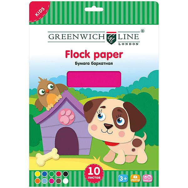Бархатная бумага А4 Greenwich Line 10 цветов 10 листовБумажная продукция<br>Тип: бумага цветная бархатная<br>Формат : A4<br>Размер внутреннего блока: 198*285<br>Количество цветов: 10 <br>Количество листов: 10<br>Плотность: 150<br>Мелованная бумага: нет<br>Офсетная бумага: нет<br>Газетная бумага: нет<br>Тонированная в массе: нет<br>Двусторонняя: нет<br>Дизайн блока: однотонный<br>Самоклеящаяся: нет<br>Блестки/глиттер: нет<br>Объемная: нет<br>Тиснение: нет<br>УФ-лак: нет<br>Золотой цвет: нет<br>Серебряный цвет: нет<br>Тип скрепления: нет<br>Наличие европодвеса: есть<br>Бархатная бумага Greenwich Line формата А4 отлично подойдет для поделок, открыток и реализации других творческих идей. Яркие и насыщенные цвета непременно сделают поделку неподражаемой.<br><br>Ширина мм: 300<br>Глубина мм: 205<br>Высота мм: 3<br>Вес г: 130<br>Возраст от месяцев: 60<br>Возраст до месяцев: 2147483647<br>Пол: Унисекс<br>Возраст: Детский<br>SKU: 7044133