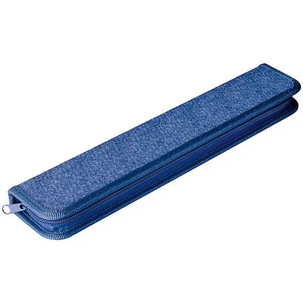 Пенал для кистей 340*70мм ArtSpace, джинсаРисование и лепка<br>Материал: ткань<br>Тип пенала: футляр<br>Размер: 340*70<br>Цвет: синий<br>Материал - ткань; Цвет - джинса; Размер - 340*70; Тип пенала - футляр<br><br>Ширина мм: 340<br>Глубина мм: 66<br>Высота мм: 26<br>Вес г: 83<br>Возраст от месяцев: 84<br>Возраст до месяцев: 2147483647<br>Пол: Унисекс<br>Возраст: Детский<br>SKU: 7044234
