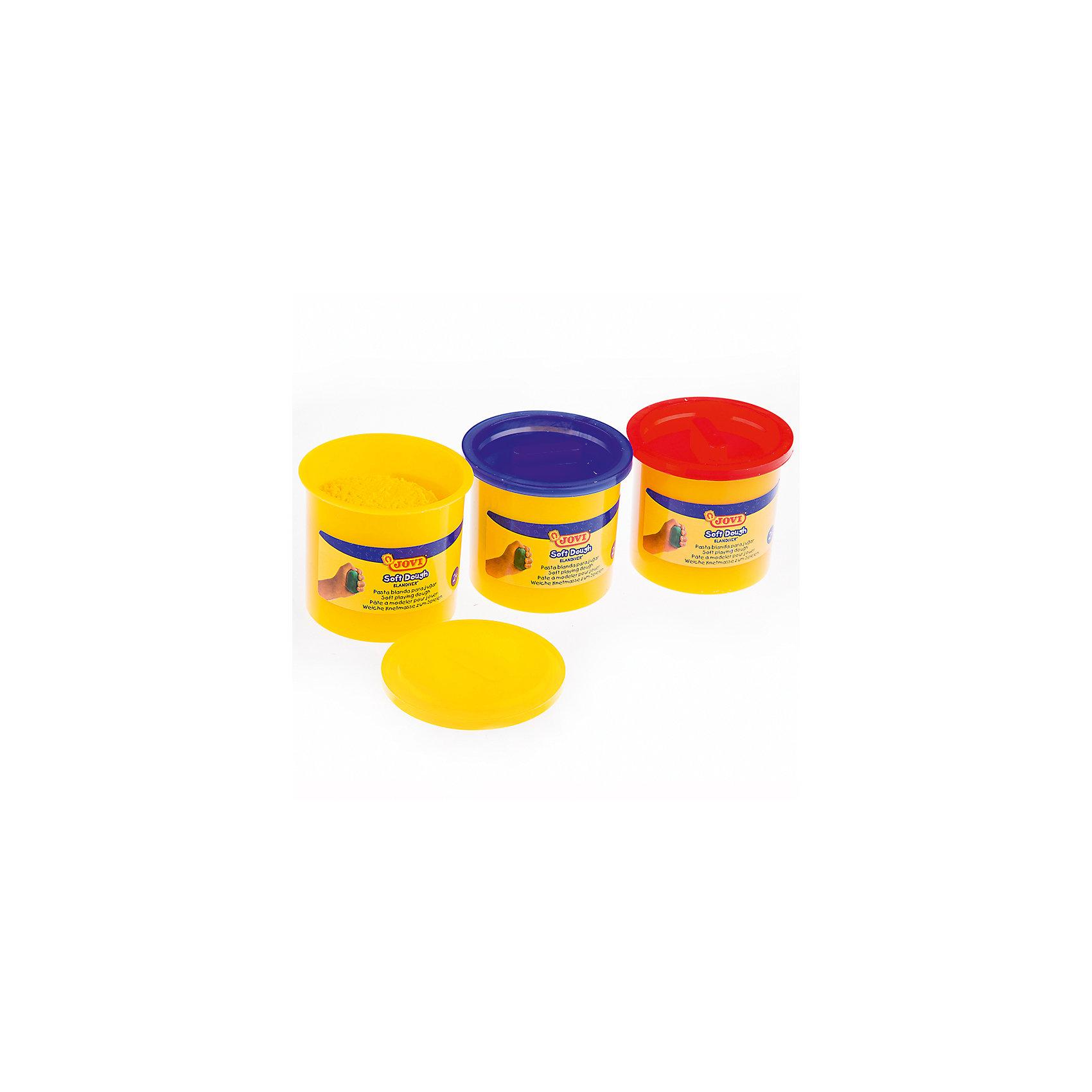 Тесто для лепки 6 цветов фото