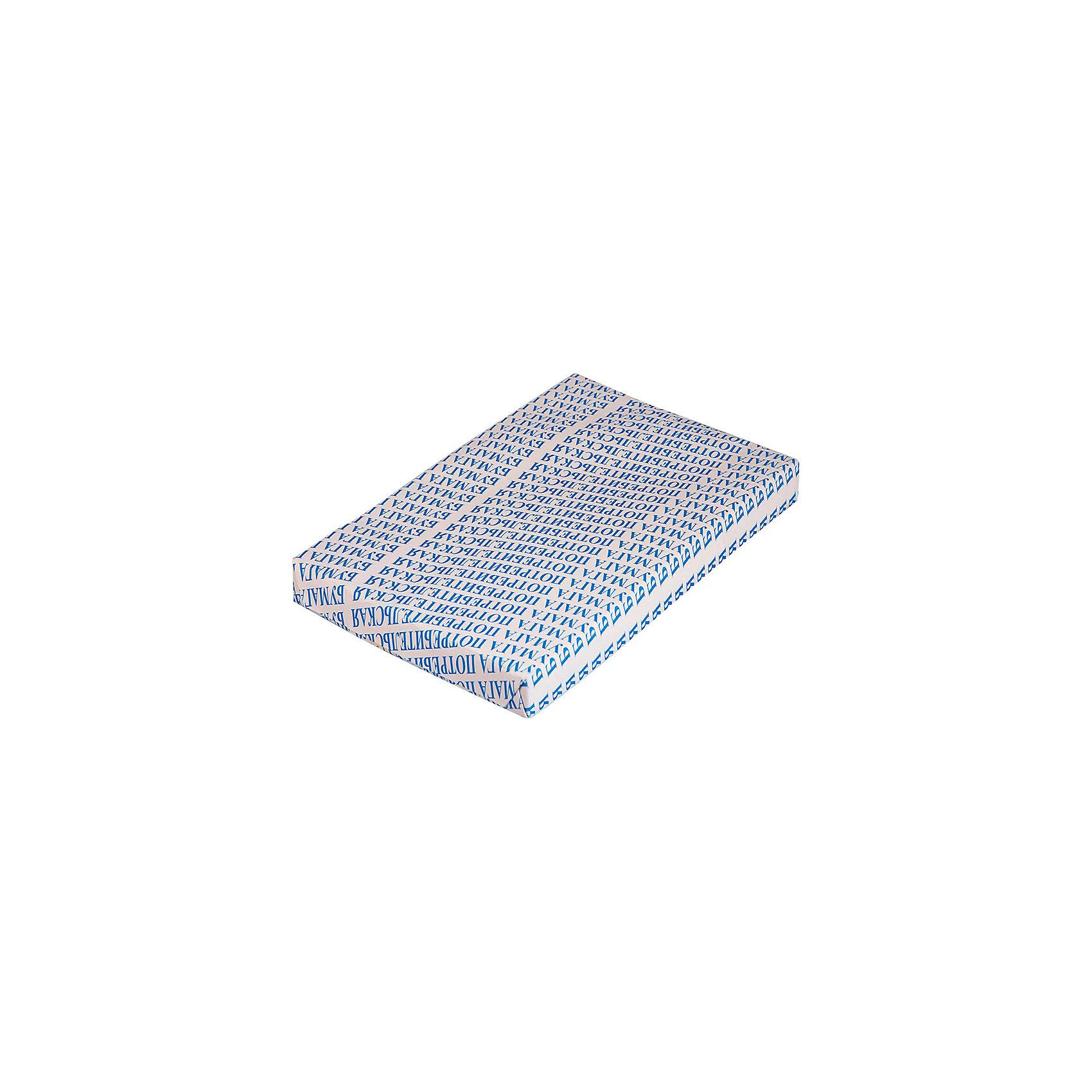 Бумага писчая А4 250 листов ТуринскБумажная продукция<br>Плотность бумаги: 65<br>Формат : A4<br>Количество листов: 250<br>Белизна по ГОСТ: 94<br>Линовка: нет<br>Цвет: белый<br>Непрозрачность: 91<br>Количество пачек в коробке: 10<br>Бумага потребительская или бумага для пишущих машин и ризографов обладает более низкой плотностью и белизной. Применяется для ведения записи ручками и другими пишущими принадлежностями, либо пишущими машинами. Формат А4, 250 листов, белая. Плотность бумаги - 65-70 г/м?. Цвет - белый, белизна 94%.<br><br>Ширина мм: 295<br>Глубина мм: 210<br>Высота мм: 27<br>Вес г: 1300<br>Возраст от месяцев: 60<br>Возраст до месяцев: 2147483647<br>Пол: Унисекс<br>Возраст: Детский<br>SKU: 7044302