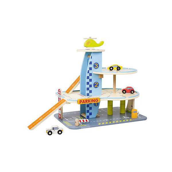 Деревянный конструктор Classic World Мой любимый гаражДеревянные конструкторы<br>Характеристики:<br><br>• возраст: от 3 лет<br>• в наборе: трехуровневая парковка, заправка, вертолетная площадка, шлагбаум, 2 машинки, вертолет<br>• размер в собранном виде: 62,5х30х37 см.<br>• материал: дерево<br>• упаковка: картонная коробка<br>• размер упаковки: 31х47х10 см.<br>• вес: 3,5 кг.<br><br>Деревянный конструктор «Мой любимый гараж» превосходно развивает воображение и логику, координацию движений, тренирует память и внимание.<br><br>С конструктором «Мой любимый гараж» вы навсегда решите вопрос, где хранить машинки ребенка. Трехуровневая парковка располагает достаточным местом для размещения игрушечного транспорта. На парковке есть заправка, вертолетная площадка с вертолетом, шлагбаум. Ребенок может устраивать настоящие гонки и погони – 2 крутых спуска способны придать машинкам хорошее ускорение.<br><br>Элементы конструктора выполнены из натурального дерева и окрашены безопасными красками.<br><br>Деревянный конструктор Classic World Мой любимый гараж можно купить в нашем интернет-магазине.<br>Ширина мм: 310; Глубина мм: 470; Высота мм: 100; Вес г: 3500; Возраст от месяцев: 36; Возраст до месяцев: 2147483647; Пол: Мужской; Возраст: Детский; SKU: 7044549;