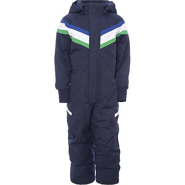 Комбинезон ROMME DIDRIKSONS для мальчикаВерхняя одежда<br>Характеристики товара:<br><br>• цвет: синий<br>• состав ткани: 100% полиэстер<br>• подкладка: 100% полиэстер<br>• утеплитель: 100% полиэстер<br>• сезон: зима<br>• мембранное покрытие<br>• температурный режим: от -20 до 0<br>• водонепроницаемость: 10000 мм <br>• паропроницаемость: 5000 г/м2<br>• плотность утеплителя: 140г/м2<br>• швы проклеены<br>• капюшон: без меха, съемный<br>• застежка: молния, кнопки<br>• регулируемые капюшон, талия, рукава и ширина штанин<br>• снежные гетры<br>• крепления для перчаток и ботинок<br>• светоотражающие детали<br>• конструкция позволяет увеличить длину рукава и штанин на один размер<br>• страна бренда: Швеция<br>• страна изготовитель: Китай<br><br>Практичный теплый комбинезон для ребенка дополнен удобным капюшоном, планкой от ветра и карманами. Плотный верх детского зимнего комбинезона не промокает и не продувается, его легко чистить. Мембранный детский комбинезон отлично подойдет для зимних морозов. Мягкая подкладка детского комбинезона делает его очень комфортной. <br><br>Комбинезон Romme Didriksons (Дидриксонс) можно купить в нашем интернет-магазине.<br>Ширина мм: 356; Глубина мм: 10; Высота мм: 245; Вес г: 519; Цвет: голубой; Возраст от месяцев: 12; Возраст до месяцев: 15; Пол: Мужской; Возраст: Детский; Размер: 80,140,90,100,110,120,130; SKU: 7045188;