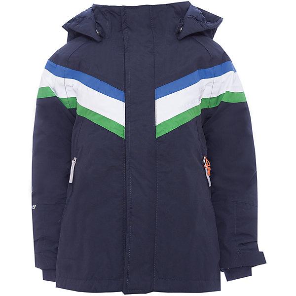 Куртка SAFSEN DIDRIKSONS для мальчикаВерхняя одежда<br>Характеристики товара:<br><br>• цвет: синий<br>• состав ткани: 100% полиамид<br>• подкладка: 100% полиэстер<br>• утеплитель: 100% полиэстер<br>• сезон: зима<br>• мембранная<br>• температурный режим: от -20 до +5<br>• водонепроницаемость: 10000 мм <br>• паропроницаемость: 4000 г/м2<br>• плотность утеплителя: 140г/м2<br>• швы проклеены<br>• капюшон: без меха, съемный<br>• застежка: молния<br>• регулируемый капюшон, манжеты и низ изделия<br>• светоотражающие детали<br>• конструкция позволяет увеличить длину рукава на один размер<br>• страна бренда: Швеция<br>• страна изготовитель: Китай<br><br>Эта модная куртка для мальчика Didriksons рассчитана даже на сильные морозы. Детская куртка от известного шведского бренда теплая и легкая. Мембранная зимняя куртка для ребенка отличается продуманным дизайном. Материал детской куртки - плотный, непромокаемый и непродуваемый.<br><br>Куртку Safsen Didriksons (Дидриксонс) можно купить в нашем интернет-магазине.<br>Ширина мм: 356; Глубина мм: 10; Высота мм: 245; Вес г: 519; Цвет: голубой; Возраст от месяцев: 36; Возраст до месяцев: 48; Пол: Мужской; Возраст: Детский; Размер: 120,90,80,110,100,140,130; SKU: 7045212;