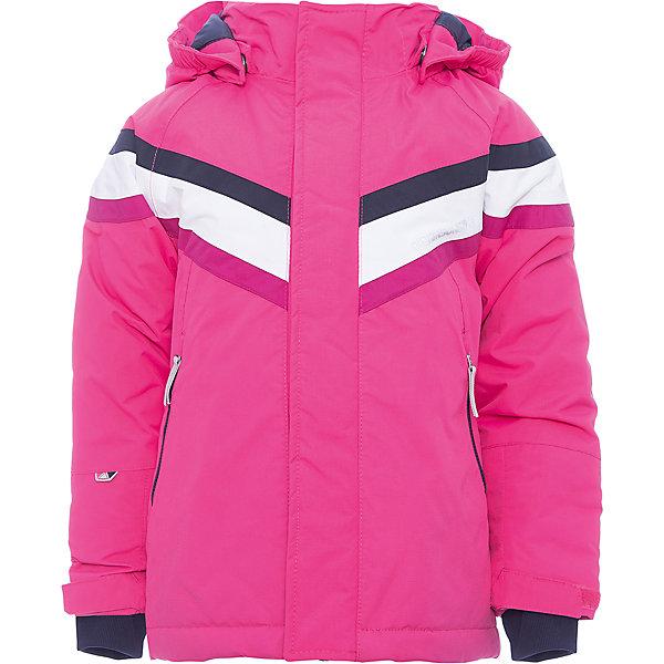 Куртка SAFSEN DIDRIKSONS для девочкиВерхняя одежда<br>Характеристики товара:<br><br>• цвет: фуксия<br>• состав ткани: 100% полиамид<br>• подкладка: 100% полиэстер<br>• утеплитель: 100% полиэстер<br>• сезон: зима<br>• мембранная<br>• температурный режим: от -20 до +5<br>• водонепроницаемость: 10000 мм <br>• паропроницаемость: 4000 г/м2<br>• плотность утеплителя: 140г/м2<br>• швы проклеены<br>• капюшон: без меха, съемный<br>• застежка: молния<br>• регулируемый капюшон, манжеты и низ изделия<br>• светоотражающие детали<br>• конструкция позволяет увеличить длину рукава на один размер<br>• страна бренда: Швеция<br>• страна изготовитель: Китай<br><br>Яркая мембранная детская куртка отлично подойдет для зимних морозов. Мягкая подкладка детской куртки делает её очень комфортной. Эта теплая куртка для девочки дополнена удобным капюшоном, планкой от ветра и карманами. Плотный верх детской зимней куртки не промокает и не продувается, его легко чистить. <br><br>Куртку для девочки Safsen Didriksons (Дидриксонс) можно купить в нашем интернет-магазине.<br><br>Ширина мм: 356<br>Глубина мм: 10<br>Высота мм: 245<br>Вес г: 519<br>Цвет: розовый<br>Возраст от месяцев: 108<br>Возраст до месяцев: 120<br>Пол: Женский<br>Возраст: Детский<br>Размер: 140,80,90,100,110,120,130<br>SKU: 7045220