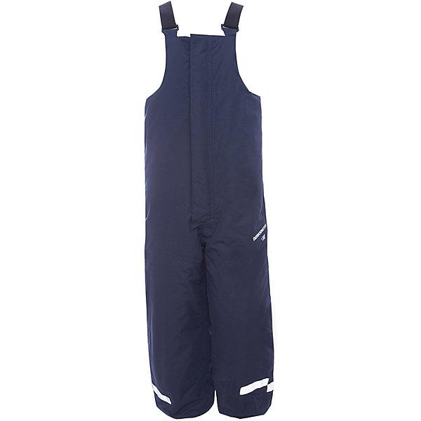 Полукомбинезон TARFALA BIB DIDRIKSONS1913 для мальчикаВерхняя одежда<br>Характеристики товара:<br><br>• цвет: синий<br>• состав ткани: 100% полиамид<br>• подкладка: 100% полиэстер<br>• утеплитель: 100% полиэстер<br>• сезон: зима<br>• мембранная<br>• температурный режим: от -20 до 0<br>• водонепроницаемость: 6000 мм <br>• паропроницаемость: 4000 г/м2<br>• плотность утеплителя: 140г/м2<br>• швы проклеены<br>• регулируемые подтяжки и низ штанин<br>• штрипки <br>• застежка: молния<br>• фиксированные лямки<br>• снежные гетры<br>• светоотражающие детали<br>• конструкция позволяет увеличить длину штанин на один размер<br>• страна бренда: Швеция<br>• страна изготовитель: Китай<br><br>Зимние брюки для ребенка Didriksons можно при необходимости увеличить на один размер. Детские брюки от известного шведского бренда теплые и легкие. Практичные зимние брюки для ребенка создают комфортные условия для тела. Непромокаемый и непродуваемый материал детских брюк легко чистится. <br><br>Брюки Tarfala Bib Didriksons (Дидриксонс) можно купить в нашем интернет-магазине.<br>Ширина мм: 215; Глубина мм: 88; Высота мм: 191; Вес г: 336; Цвет: голубой; Возраст от месяцев: 12; Возраст до месяцев: 15; Пол: Мужской; Возраст: Детский; Размер: 80,120,110,100,90; SKU: 7045282;