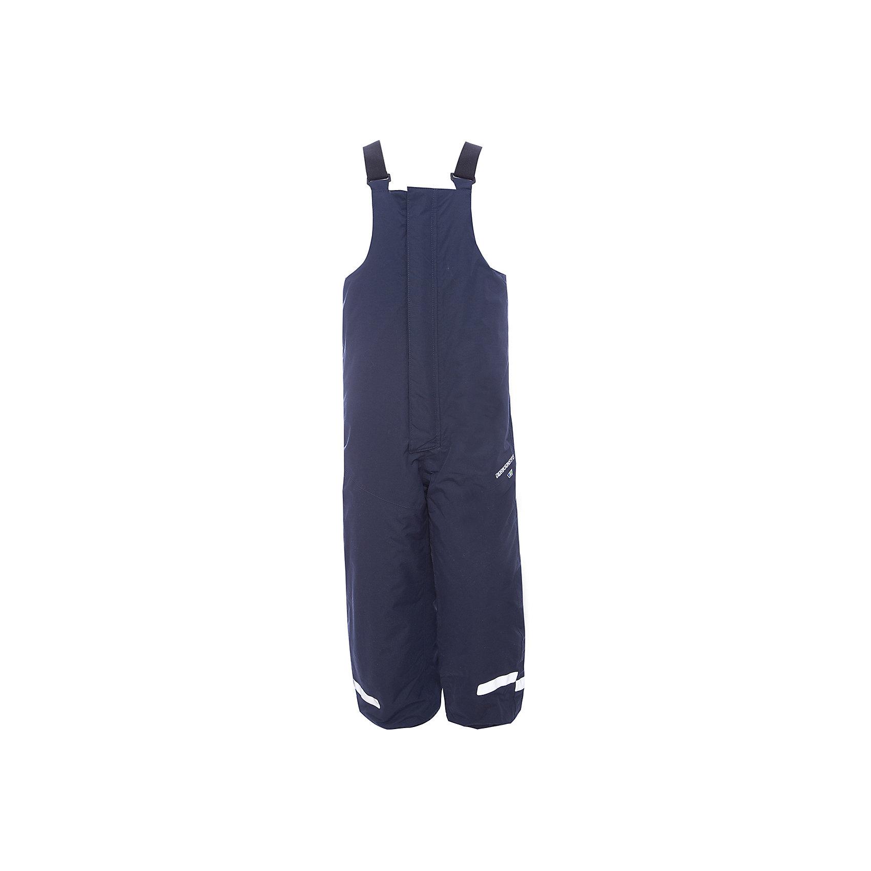 Полукомбинезон TARFALA BIB DIDRIKSONSВерхняя одежда<br>Характеристики товара:<br><br>• цвет: синий<br>• состав ткани: 100% полиамид<br>• подкладка: 100% полиэстер<br>• утеплитель: 100% полиэстер<br>• сезон: зима<br>• мембранная<br>• температурный режим: от -20 до 0<br>• водонепроницаемость: 6000 мм <br>• паропроницаемость: 4000 г/м2<br>• плотность утеплителя: 140г/м2<br>• швы проклеены<br>• регулируемые подтяжки и низ штанин<br>• штрипки <br>• застежка: молния<br>• фиксированные лямки<br>• снежные гетры<br>• светоотражающие детали<br>• конструкция позволяет увеличить длину штанин на один размер<br>• страна бренда: Швеция<br>• страна изготовитель: Китай<br><br>Зимние брюки для ребенка Didriksons можно при необходимости увеличить на один размер. Детские брюки от известного шведского бренда теплые и легкие. Практичные зимние брюки для ребенка создают комфортные условия для тела. Непромокаемый и непродуваемый материал детских брюк легко чистится. <br><br>Брюки Tarfala Bib Didriksons (Дидриксонс) можно купить в нашем интернет-магазине.<br><br>Ширина мм: 215<br>Глубина мм: 88<br>Высота мм: 191<br>Вес г: 336<br>Цвет: голубой<br>Возраст от месяцев: 36<br>Возраст до месяцев: 48<br>Пол: Унисекс<br>Возраст: Детский<br>Размер: 100,120,110,90,80<br>SKU: 7045282