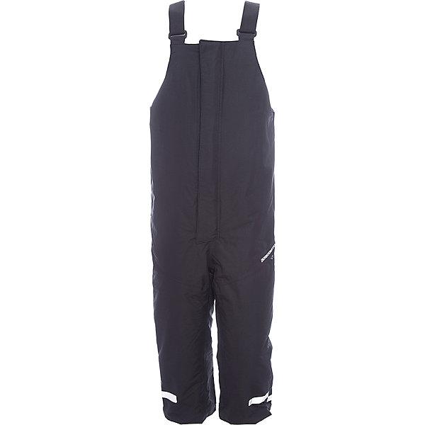 Полукомбинезон TARFALA BIB DIDRIKSONS для мальчикаВерхняя одежда<br>Характеристики товара:<br><br>• цвет: черный<br>• состав ткани: 100% полиамид<br>• подкладка: 100% полиэстер<br>• утеплитель: 100% полиэстер<br>• сезон: зима<br>• мембранная<br>• температурный режим: от -20 до 0<br>• водонепроницаемость: 6000 мм <br>• паропроницаемость: 4000 г/м2<br>• плотность утеплителя: 140г/м2<br>• швы проклеены<br>• регулируемые подтяжки и низ штанин<br>• штрипки <br>• застежка: молния<br>• фиксированные лямки<br>• снежные гетры<br>• светоотражающие детали<br>• конструкция позволяет увеличить длину штанин на один размер<br>• страна бренда: Швеция<br>• страна изготовитель: Китай<br><br>Теплые детские брюки от известного шведского бренда теплые и легкие. Мембранные зимние брюки для ребенка отличаются продуманным дизайном. Оригинальные теплые брюки для ребенка Didriksons дополнены удобными подтяжками. Непромокаемый и непродуваемый материал детских брюк легко чистится. <br><br>Брюки для мальчика Tarfala Bib Didriksons (Дидриксонс) можно купить в нашем интернет-магазине.<br><br>Ширина мм: 215<br>Глубина мм: 88<br>Высота мм: 191<br>Вес г: 336<br>Цвет: черный<br>Возраст от месяцев: 12<br>Возраст до месяцев: 15<br>Пол: Мужской<br>Возраст: Детский<br>Размер: 110,100,90,80<br>SKU: 7045288