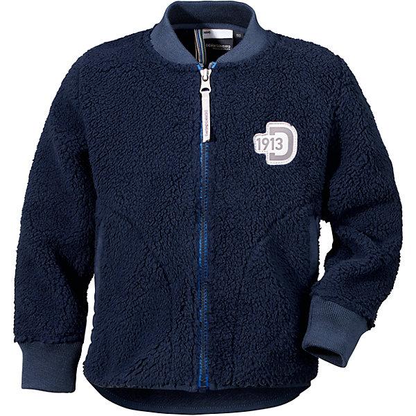 Куртка ORSA DIDRIKSONS1913 для мальчикаФлис и термобелье<br>Характеристики товара:<br><br>• цвет: синий<br>• состав ткани: 100% полиэстер (флис)<br>• утеплитель: нет<br>• сезон: демисезон<br>• теплоизоляционная<br>• застежка: молния<br>• страна бренда: Швеция<br>• страна изготовитель: Китай<br><br>Эта теплая куртка для ребенка отличается комфортной посадкой. Детская куртка обладает хорошими теплоизоляционными свойствами. Мягкая детская куртка может надеваться под верхнюю одежду для дополнительного утепления. Флисовая детская куртка легко надевается благодаря удобной застежке. <br><br>Куртку Orsa Didriksons (Дидриксонс) можно купить в нашем интернет-магазине.<br>Ширина мм: 356; Глубина мм: 10; Высота мм: 245; Вес г: 519; Цвет: голубой; Возраст от месяцев: 12; Возраст до месяцев: 15; Пол: Мужской; Возраст: Детский; Размер: 80,140,130,120,110,100,90; SKU: 7045298;