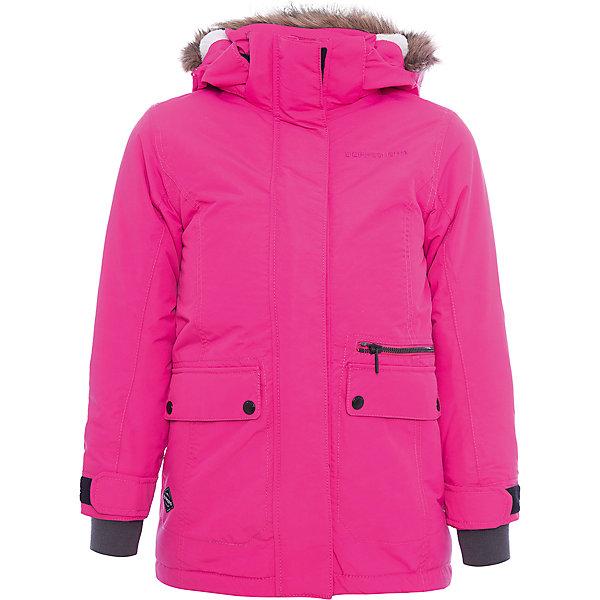 Куртка ZOE  DIDRIKSONS для девочкиВерхняя одежда<br>Характеристики товара:<br><br>• цвет: фуксия<br>• состав ткани: 100% полиамид<br>• подкладка: 100% полиэстер<br>• утеплитель: 100% полиэстер<br>• сезон: зима<br>• мембранное покрытие<br>• температурный режим: от -20 до 0<br>• водонепроницаемость: 5000 мм <br>• паропроницаемость: 4000 г/м2<br>• плотность утеплителя: 200г/м2<br>• регулируемый съемный капюшон<br>• съемный искусственный мех на капюшоне<br>• внутренние эластичные манжеты<br>• регулируемые манжеты, талия и низ изделия<br>• подкладка на спинке из искусственного меха<br>• застежка: молния<br>• страна бренда: Швеция<br>• страна изготовитель: Китай<br><br>Мягкая подкладка детской куртки делает её очень комфортной. Яркая мембранная детская куртка отлично подойдет для зимних морозов. Эта теплая куртка для девочки дополнена удобным капюшоном, планкой от ветра и карманами. Плотный верх детской зимней куртки не промокает и не продувается, его легко чистить. <br><br>Куртку для девочки Zoe Didriksons (Дидриксонс) можно купить в нашем интернет-магазине.<br><br>Ширина мм: 356<br>Глубина мм: 10<br>Высота мм: 245<br>Вес г: 519<br>Цвет: розовый<br>Возраст от месяцев: 168<br>Возраст до месяцев: 180<br>Пол: Женский<br>Возраст: Детский<br>Размер: 170,130,140,150,160<br>SKU: 7045366