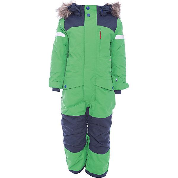 Комбинезон BJORNEN  DIDRIKSONS для мальчикаВерхняя одежда<br>Характеристики товара:<br><br>• цвет: зеленый<br>• состав ткани: 100% полиэстер<br>• подкладка: 100% полиэстер<br>• утеплитель: 100% полиэстер<br>• сезон: зима<br>• мембранное покрытие<br>• температурный режим: от -20 до 0<br>• водонепроницаемость: 10000 мм <br>• паропроницаемость: 4000 г/м2<br>• плотность утеплителя: 180 г/м2<br>• швы проклеены<br>• капюшон: с мехом, съемный<br>• съемный капюшон<br>• съемный искусственный мех на капюшоне<br>• регулируемый капюшон, талия, рукава и ширина штанин<br>• внутренние эластичные манжеты с отверстием для большого пальца<br>• снежные гетры<br>• крепления для перчаток и ботинок<br>• светоотражающие детали<br>• штрипки<br>• конструкция позволяет увеличить длину рукава и штанин на один размер<br>• страна бренда: Швеция<br>• страна изготовитель: Китай<br><br>Верх детского зимнего комбинезона - материал, который не промокает и не продувается, его легко чистить. Мембранный детский комбинезон надежно защитит ребенка в холода и мокрую погоду. Мягкая подкладка детского комбинезона делает его очень комфортной. Мембранный теплый комбинезон для ребенка дополнен удобным капюшоном, планкой от ветра и карманами. <br><br>Комбинезон Bjornen Didriksons (Дидриксонс) можно купить в нашем интернет-магазине.<br>Ширина мм: 356; Глубина мм: 10; Высота мм: 245; Вес г: 519; Цвет: зеленый; Возраст от месяцев: 18; Возраст до месяцев: 24; Пол: Мужской; Возраст: Детский; Размер: 90,140,130,120,110,100; SKU: 7045430;