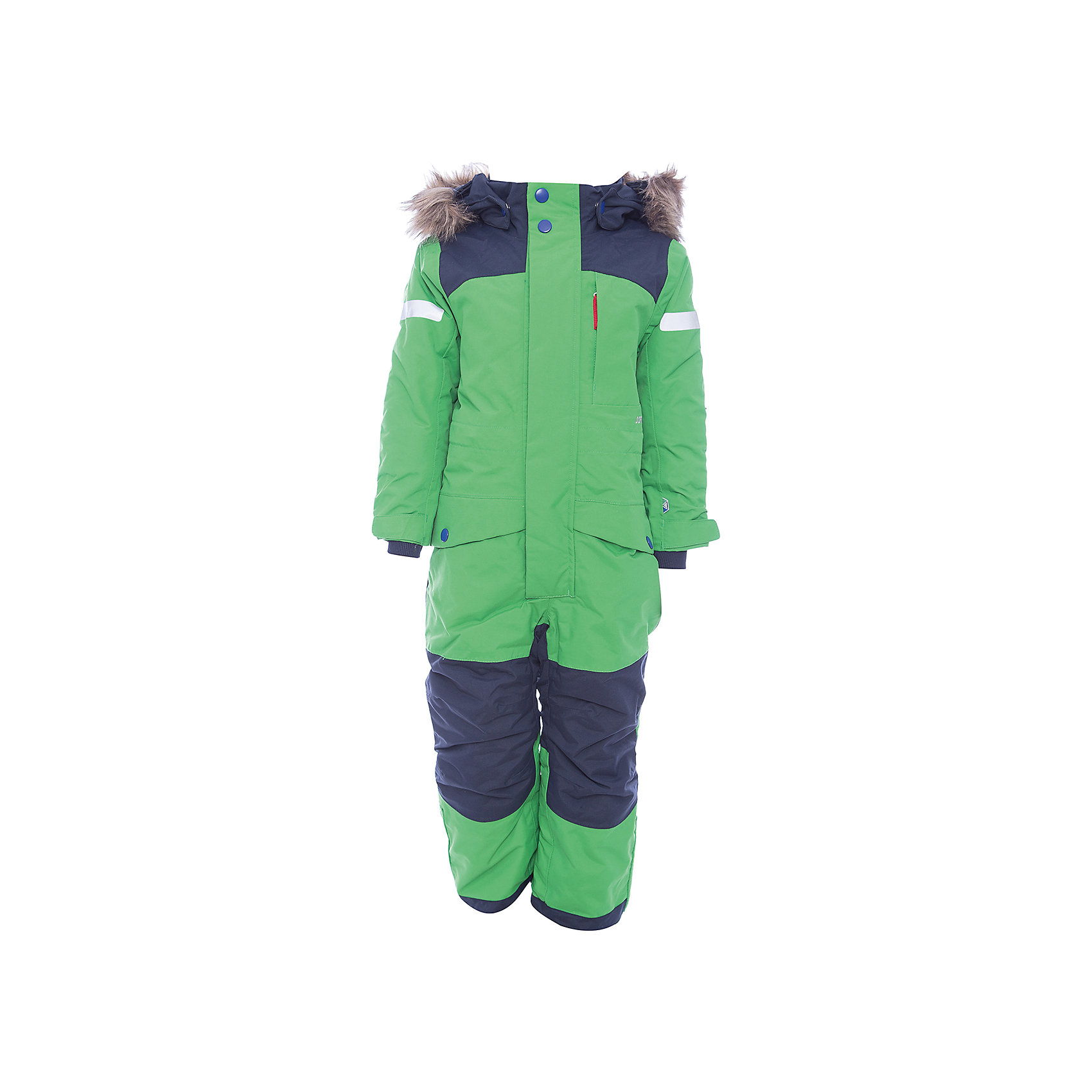 Комбинезон BJORNEN  DIDRIKSONSВерхняя одежда<br>Характеристики товара:<br><br>• цвет: зеленый<br>• состав ткани: 100% полиэстер<br>• подкладка: 100% полиэстер<br>• утеплитель: 100% полиэстер<br>• сезон: зима<br>• мембранное покрытие<br>• температурный режим: от -20 до 0<br>• водонепроницаемость: 10000 мм <br>• паропроницаемость: 4000 г/м2<br>• плотность утеплителя: 180 г/м2<br>• швы проклеены<br>• капюшон: с мехом, съемный<br>• съемный капюшон<br>• съемный искусственный мех на капюшоне<br>• регулируемый капюшон, талия, рукава и ширина штанин<br>• внутренние эластичные манжеты с отверстием для большого пальца<br>• снежные гетры<br>• крепления для перчаток и ботинок<br>• светоотражающие детали<br>• штрипки<br>• конструкция позволяет увеличить длину рукава и штанин на один размер<br>• страна бренда: Швеция<br>• страна изготовитель: Китай<br><br>Верх детского зимнего комбинезона - материал, который не промокает и не продувается, его легко чистить. Мембранный детский комбинезон надежно защитит ребенка в холода и мокрую погоду. Мягкая подкладка детского комбинезона делает его очень комфортной. Мембранный теплый комбинезон для ребенка дополнен удобным капюшоном, планкой от ветра и карманами. <br><br>Комбинезон Bjornen Didriksons (Дидриксонс) можно купить в нашем интернет-магазине.<br><br>Ширина мм: 356<br>Глубина мм: 10<br>Высота мм: 245<br>Вес г: 519<br>Цвет: зеленый<br>Возраст от месяцев: 108<br>Возраст до месяцев: 120<br>Пол: Унисекс<br>Возраст: Детский<br>Размер: 140,90,100,110,120,130<br>SKU: 7045430