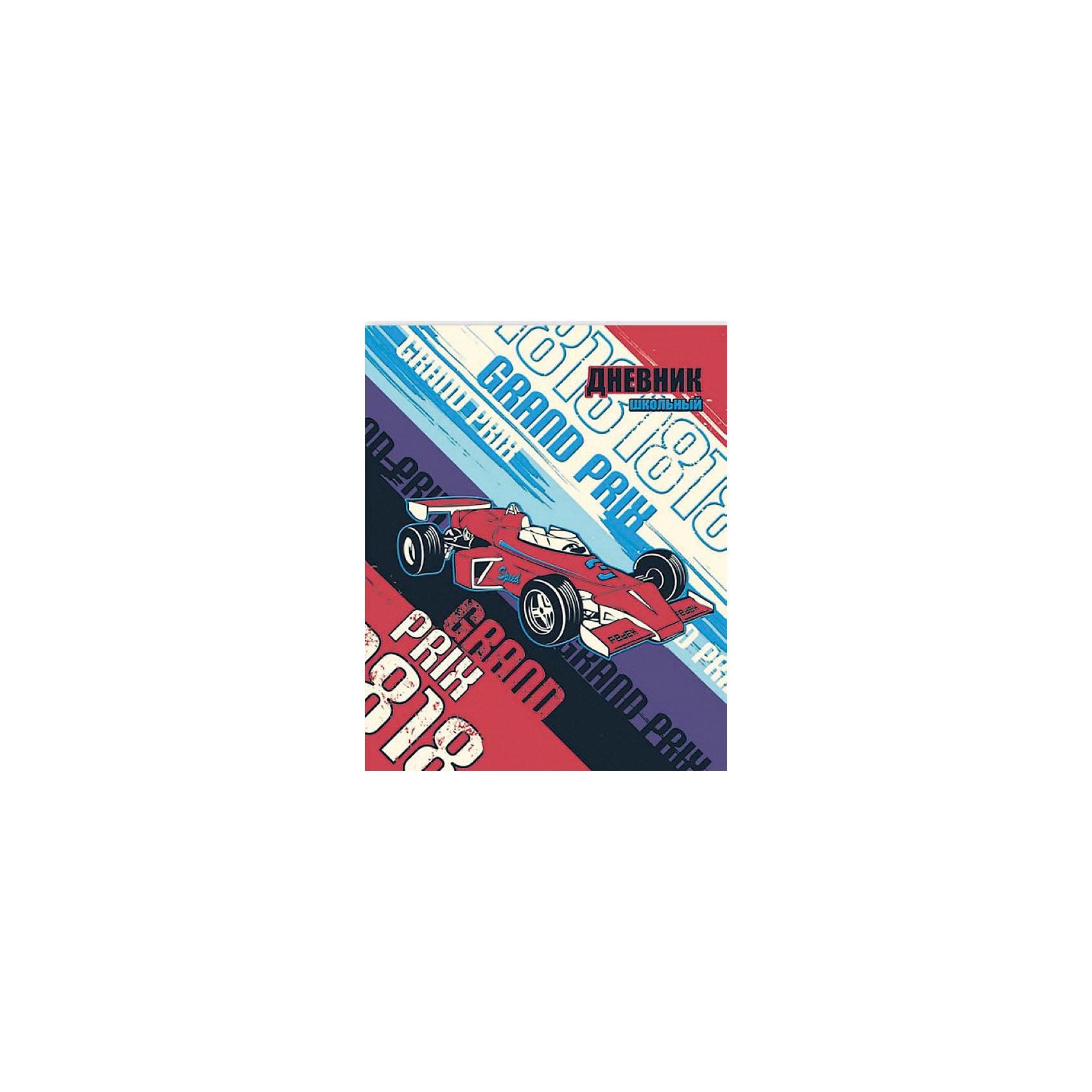 Дневник школьный Модный болид Феникс+Бумажная продукция<br>Дневник шк. МОДНЫЙ БОЛИД (7БЦ с аппликацией под матовой пленкой, тисн. голубой фольгой, 96 стр. Цв. запечатка форзаца. Универсальная шпаргалка)<br><br>Ширина мм: 215<br>Глубина мм: 170<br>Высота мм: 10<br>Вес г: 251<br>Возраст от месяцев: 72<br>Возраст до месяцев: 2147483647<br>Пол: Унисекс<br>Возраст: Детский<br>SKU: 7046174