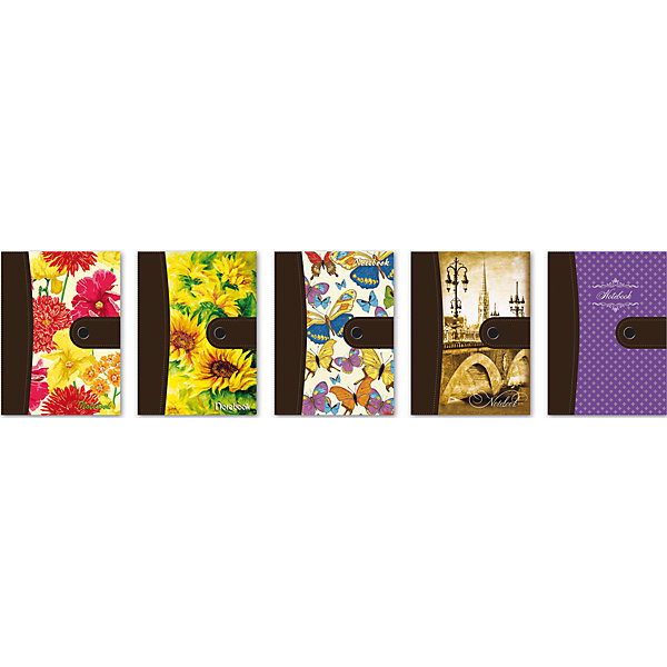 Записная книжка Феникс+, в ассортиментеБумажная продукция<br>Записная книжка Ноутбук АССОРТИ (размер 130x185мм, 96 л. (линия), застежка на кнопке, 5 дизайнов, тисн. цв. фольг., обл. 7БЦ с поролоном, комб. с элит. переплет. материалами, печать внутр. бл. в 2 краски, запечат. форзац, бум. бел. офсет, инд. ПЭТ-упак.)<br><br>Ширина мм: 180<br>Глубина мм: 130<br>Высота мм: 15<br>Вес г: 215<br>Возраст от месяцев: 72<br>Возраст до месяцев: 2147483647<br>Пол: Унисекс<br>Возраст: Детский<br>SKU: 7046215