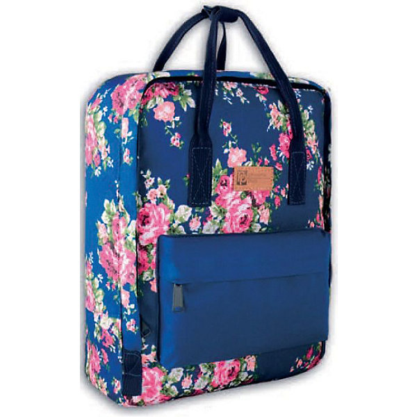 Рюкзак молодежный Феникс+, цветы на синемРюкзаки<br>Характеристики:<br><br>• возраст: 9+;<br>• материал: полиэстер, эко-кожа;<br>• размер: 38х27х12 см;<br>• масса: 265 г.;<br>• изготовитель: Феникс+, 2017 г.<br><br>Стильный молодежный рюкзак на регулируемых ручках для переноски изготовлен из качественных материалов яркой расцветки.<br> <br>У рюкзака одно большое отделение на молнии, 1 накладной карман на молнии спереди и два боковых кармана. Для переноски предназначены две ручки.<br><br>Рюкзак можно носить в школу, на спортивные или дополнительные занятия, а также использовать для велосипедных  и городских прогулок.<br><br>Рюкзак молодежный (цветы на синем), Феникс+ можно купить в нашем интернет-магазине.<br><br>Ширина мм: 390<br>Глубина мм: 290<br>Высота мм: 20<br>Вес г: 265<br>Возраст от месяцев: 72<br>Возраст до месяцев: 2147483647<br>Пол: Унисекс<br>Возраст: Детский<br>SKU: 7046426