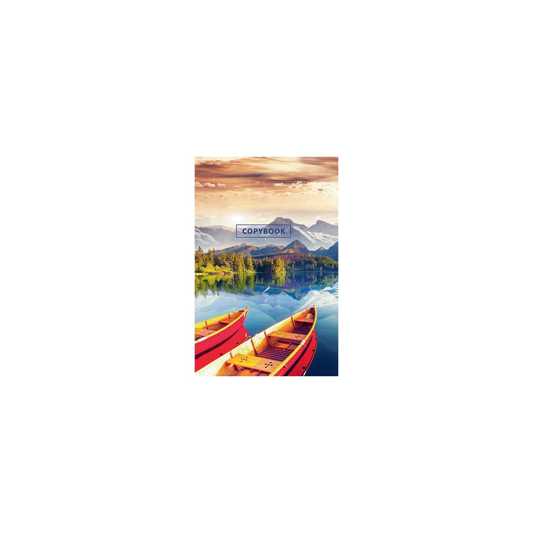 Тетрадь 96 листов Горное озеро Феникс+,Бумажная продукция<br>Тетрадь 96 л. ГОРНОЕ ОЗЕРО /А4, переплет 7БЦ, 192 стр. Обложки полноцвет под глянц. пленкой, блок офсет в одну краску, клетка./<br><br>Ширина мм: 300<br>Глубина мм: 200<br>Высота мм: 10<br>Вес г: 530<br>Возраст от месяцев: 72<br>Возраст до месяцев: 2147483647<br>Пол: Унисекс<br>Возраст: Детский<br>SKU: 7046460