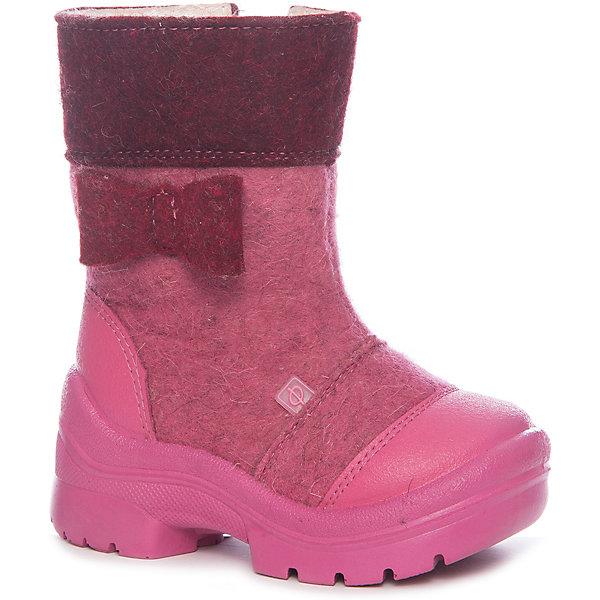 Валенки Амели Филипок для девочкиВаленки<br>Характеристики товара:<br><br>• цвет: розовый<br>• внешний материал: шерстяной войлок<br>• внутренний материал: шерстяной мех<br>• стелька: шерсть<br>• подошва: полиуретан<br>• сезон: зима<br>• температурный режим: от -20 до +5<br>• застежка: молния<br>• анатомические <br>• защита мыса<br>• страна бренда: Беларусь<br>• страна изготовитель: Беларусь<br><br>Оригинальные валенки для ребенка помогут согреть ноги даже в сильные морозы. Теплые детские валенки хорошо смотрятся на ноге. Такие валенки для девочки Филипок легко надеваются благодаря молнии. Детские валенки отлично сохраняют тепло. <br><br>Валенки для девочки Амели Филипок можно купить в нашем интернет-магазине.<br><br>Ширина мм: 257<br>Глубина мм: 180<br>Высота мм: 130<br>Вес г: 420<br>Цвет: розовый<br>Возраст от месяцев: 60<br>Возраст до месяцев: 72<br>Пол: Женский<br>Возраст: Детский<br>Размер: 29,28,27,26,25,24,23,22,30<br>SKU: 7048993