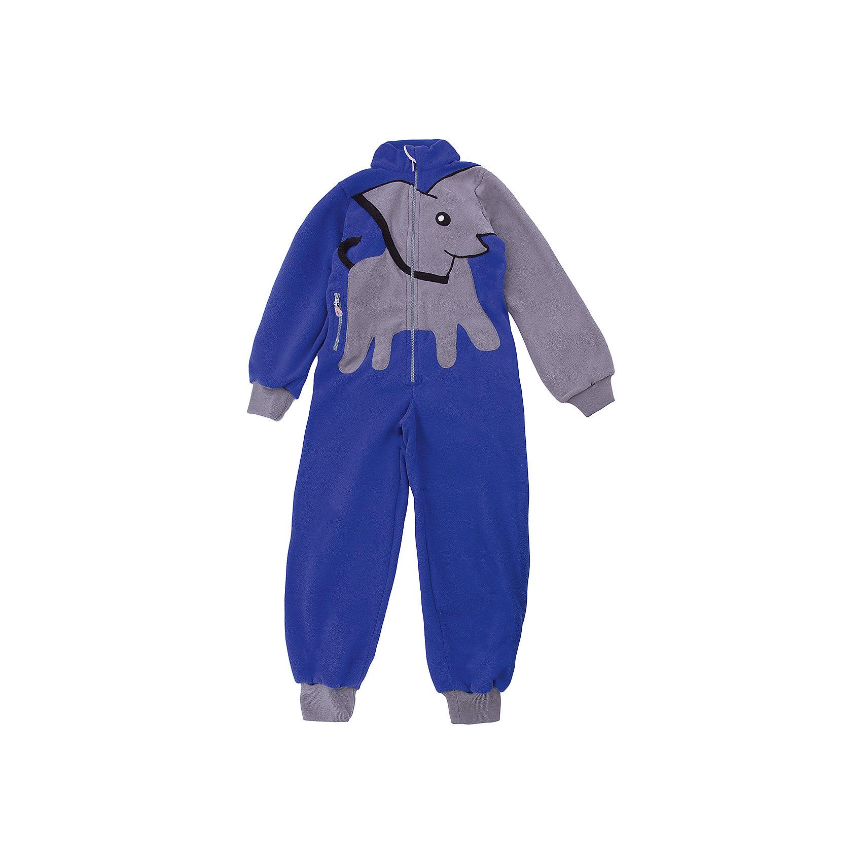 Комбинезон Слон ЛисФлис для мальчикаФлис и термобелье<br>Характеристики товара:<br><br>• цвет: синий;<br>• состав: 100% полиэстер, флис (280 гр);<br>• сезон: зима ;<br>• застежка: молния;<br>• защита подбородка от защемления;<br>• эластичные манжеты на рукавах и брючинах;<br>• резинка на спине для лучшей посадки;<br>• страна бренда: Россия;<br>• страна производства: Россия.<br><br>Флисовый комбинезон на молнии для мальчика. Изделие можно одевать как поддеву (дополнительный утепляющий слой) под мембранную одежду при минусовой температуре. А как самостоятельный элемент одежды (верхний слой) от +10 градусов. Прочная молния комбинезона расстегивается и застегивается одним движением руки. <br><br>Комбинезон Слон ЛисФлис для мальчика можно купить в нашем интернет-магазине.<br><br>Ширина мм: 356<br>Глубина мм: 10<br>Высота мм: 245<br>Вес г: 519<br>Цвет: синий<br>Возраст от месяцев: 36<br>Возраст до месяцев: 48<br>Пол: Мужской<br>Возраст: Детский<br>Размер: 104,146,80,86,92,98,110,116,122,128,134,140<br>SKU: 7050211