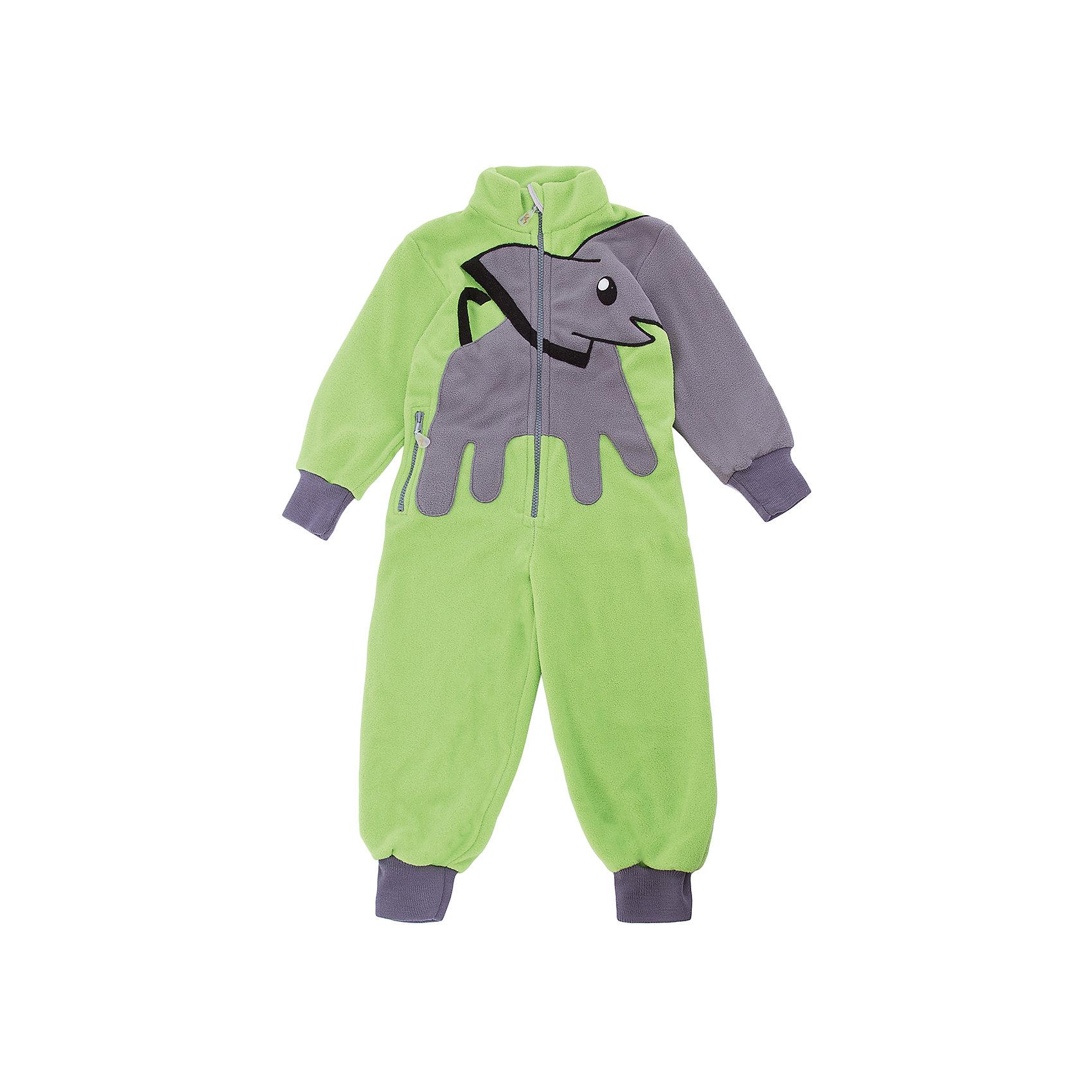 Комбинезон Слон ЛисФлис для мальчикаФлис и термобелье<br>Характеристики товара:<br><br>• цвет: салатовый;<br>• состав: 100% полиэстер, флис (280 гр);<br>• сезон: зима ;<br>• застежка: молния;<br>• защита подбородка от защемления;<br>• эластичные манжеты на рукавах и брючинах;<br>• резинка на спине для лучшей посадки;<br>• страна бренда: Россия;<br>• страна производства: Россия.<br><br>Флисовый комбинезон на молнии для мальчика. Изделие можно одевать как поддеву (дополнительный утепляющий слой) под мембранную одежду при минусовой температуре. А как самостоятельный элемент одежды (верхний слой) от +10 градусов. Прочная молния комбинезона расстегивается и застегивается одним движением руки. <br><br><br>Комбинезон Слон ЛисФлис для мальчика можно купить в нашем интернет-магазине.<br><br>Ширина мм: 356<br>Глубина мм: 10<br>Высота мм: 245<br>Вес г: 519<br>Цвет: зеленый<br>Возраст от месяцев: 36<br>Возраст до месяцев: 48<br>Пол: Мужской<br>Возраст: Детский<br>Размер: 104,146,80,86,92,98,110,116,122,128,134,140<br>SKU: 7050224