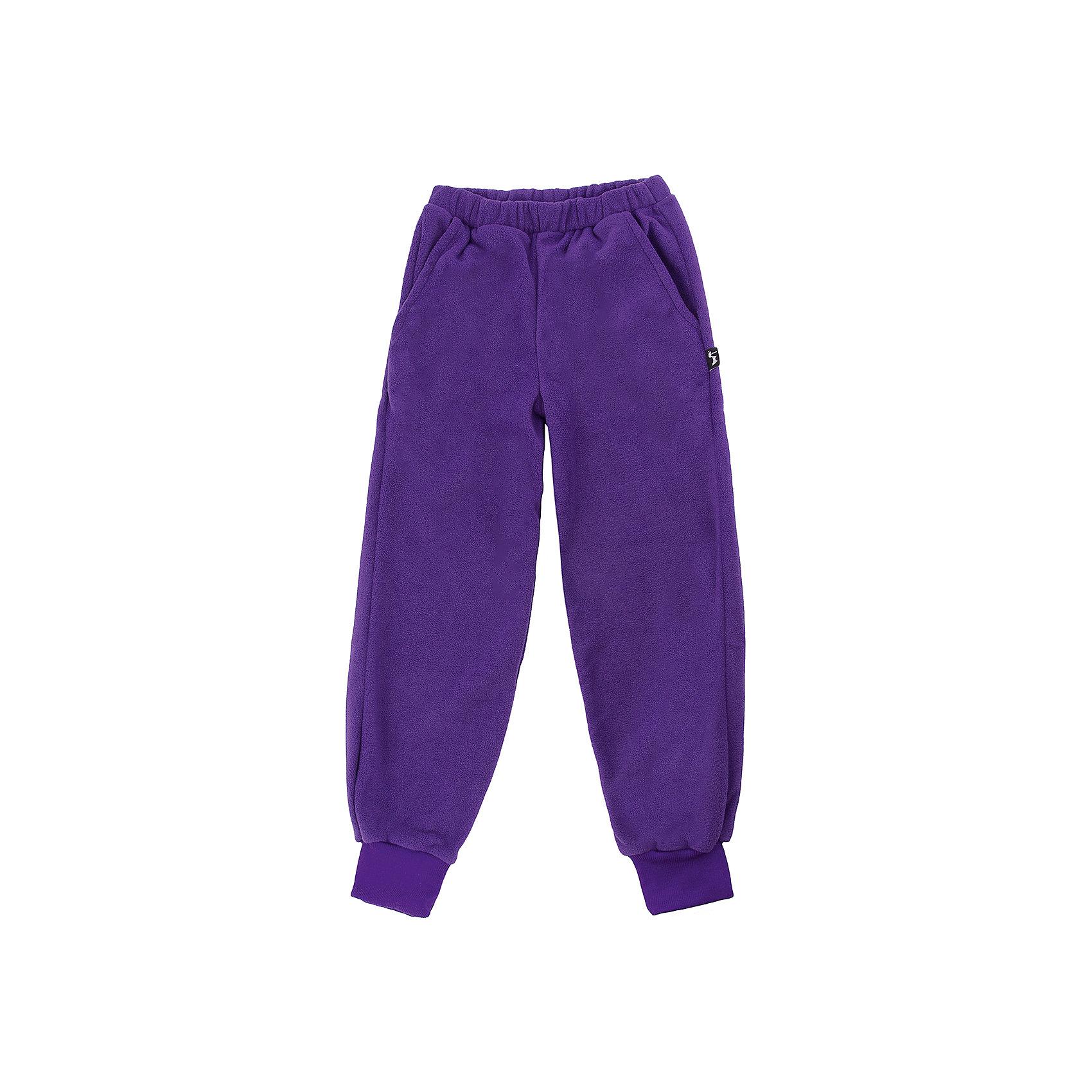 Штаны Бабочка ЛисФлисФлис и термобелье<br>Характеристики товара:<br><br>• цвет: фиолетовый;<br>• состав: 100% полиэстер, флис (280 гр);<br>• сезон: зима ;<br>• штаны на резинке;<br>• эластичные манжеты внизу брючин;<br>• два прорезных кармана;<br>• страна бренда: Россия;<br>• страна производства: Россия.<br><br>Флисовые штаны на резинкедля девочки. Изделие можно одевать как поддеву (дополнительный утепляющий слой) под мембранную одежду при минусовой температуре. А как самостоятельный элемент одежды (верхний слой) от +10 градусов. Прочная молния комбинезона расстегивается и застегивается одним движением руки. Штаны выполнены в однотонном фиолетовом цвете.<br><br>Штаны Бабочка ЛисФлис для девочки можно купить в нашем интернет-магазине.<br><br>Ширина мм: 215<br>Глубина мм: 88<br>Высота мм: 191<br>Вес г: 336<br>Цвет: лиловый<br>Возраст от месяцев: 12<br>Возраст до месяцев: 15<br>Пол: Унисекс<br>Возраст: Детский<br>Размер: 80,146,86,92,98,104,110,116,122,128,134,140<br>SKU: 7050354