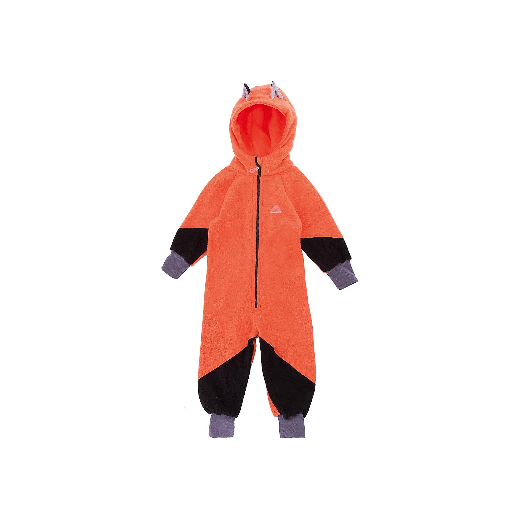 Комбинезон Ушки ЛисФлисФлис и термобелье<br>Характеристики товара:<br><br>• цвет: оранжевый;<br>• состав: 100% полиэстер, флис (280 гр);<br>• сезон: зима;<br>• особенности: флисовый, с капюшоном<br>• застежка: молния;<br>• защита подбородка от защемления;<br>• эластичные манжеты на рукавах и брючинах;<br>• резинка на спине для лучшей посадки;<br>• декорирован лисьими ушками на капюшоне;<br>• страна бренда: Россия;<br>• страна производства: Россия.<br><br>Флисовый комбинезон на молнии. Изделие можно одевать как поддеву (дополнительный утепляющий слой) под мембранную одежду при минусовой температуре. А как самостоятельный элемент одежды (верхний слой) от +10 градусов. Прочная молния комбинезона расстегивается и застегивается одним движением руки. Флисовый комбинезон с капюшоном оранжевого цвета.<br><br>Комбинезон Ушки ЛисФлис можно купить в нашем интернет-магазине.<br><br>Ширина мм: 356<br>Глубина мм: 10<br>Высота мм: 245<br>Вес г: 519<br>Цвет: оранжевый<br>Возраст от месяцев: 24<br>Возраст до месяцев: 36<br>Пол: Унисекс<br>Возраст: Детский<br>Размер: 98,80,86,92<br>SKU: 7050601