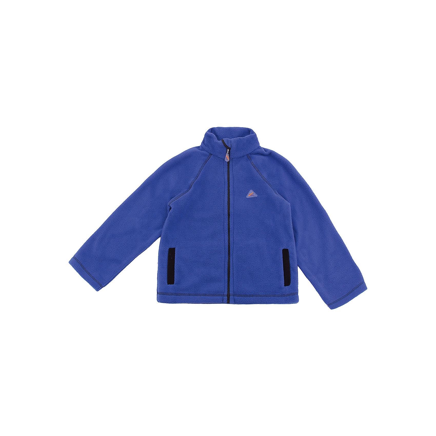 Кофта Радуга ЛисФлис для мальчикаФлис и термобелье<br>Характеристики товара:<br><br>• цвет: синий;<br>• состав: 100% полиэстер, флис;<br>• сезон: зима;<br>• особенности: флисовая;<br>• застежка: молния;<br>• защита подбородка от защемления;<br>• эластичные манжеты на рукавах;<br>• два прорезных кармана;<br>• страна бренда: Россия;<br>• страна производства: Россия.<br><br>Флисовая кофта на молнии. Изделие можно одевать как поддеву (дополнительный утепляющий слой) под мембранную одежду при минусовой температуре. А как самостоятельный элемент одежды (верхний слой) от +10 градусов. Прочная молния комбинезона расстегивается и застегивается одним движением руки. Флисовая кофта однотонного синего цвета.<br><br>Кофту Радуга ЛисФлис можно купить в нашем интернет-магазине.<br><br>Ширина мм: 190<br>Глубина мм: 74<br>Высота мм: 229<br>Вес г: 236<br>Цвет: синий<br>Возраст от месяцев: 24<br>Возраст до месяцев: 36<br>Пол: Мужской<br>Возраст: Детский<br>Размер: 98,80,146,140,134,128,122,116,110,104,92,86<br>SKU: 7050812