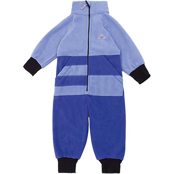 Комбинезон Полоска ЛисФлис для мальчикаФлис и термобелье<br>Характеристики товара:<br><br>• цвет: голубой/синий;<br>• состав: 100% полиэстер, флис (180 гр);<br>• сезон: зима;<br>• особенности: флисовый, без капюшона;<br>• застежка: молния;<br>• защита подбородка от защемления;<br>• эластичные манжеты на рукавах и штанинах;<br>• резинка на спинке для лучшей посадки:<br>• страна бренда: Россия;<br>• страна производства: Россия.<br><br>Флисовый комбинезон на молнии. Изделие можно одевать как поддеву (дополнительный утепляющий слой) под мембранную одежду при минусовой температуре. А как самостоятельный элемент одежды (верхний слой) от +10 градусов. Прочная молния комбинезона расстегивается и застегивается одним движением руки. Флисовый комбинезон без капюшона.<br><br>Комбинезон Полоска ЛисФлис можно купить в нашем интернет-магазине.<br><br>Ширина мм: 356<br>Глубина мм: 10<br>Высота мм: 245<br>Вес г: 519<br>Цвет: синий<br>Возраст от месяцев: 24<br>Возраст до месяцев: 36<br>Пол: Мужской<br>Возраст: Детский<br>Размер: 98,80,134,128,122,116,110,104,92,86<br>SKU: 7052749