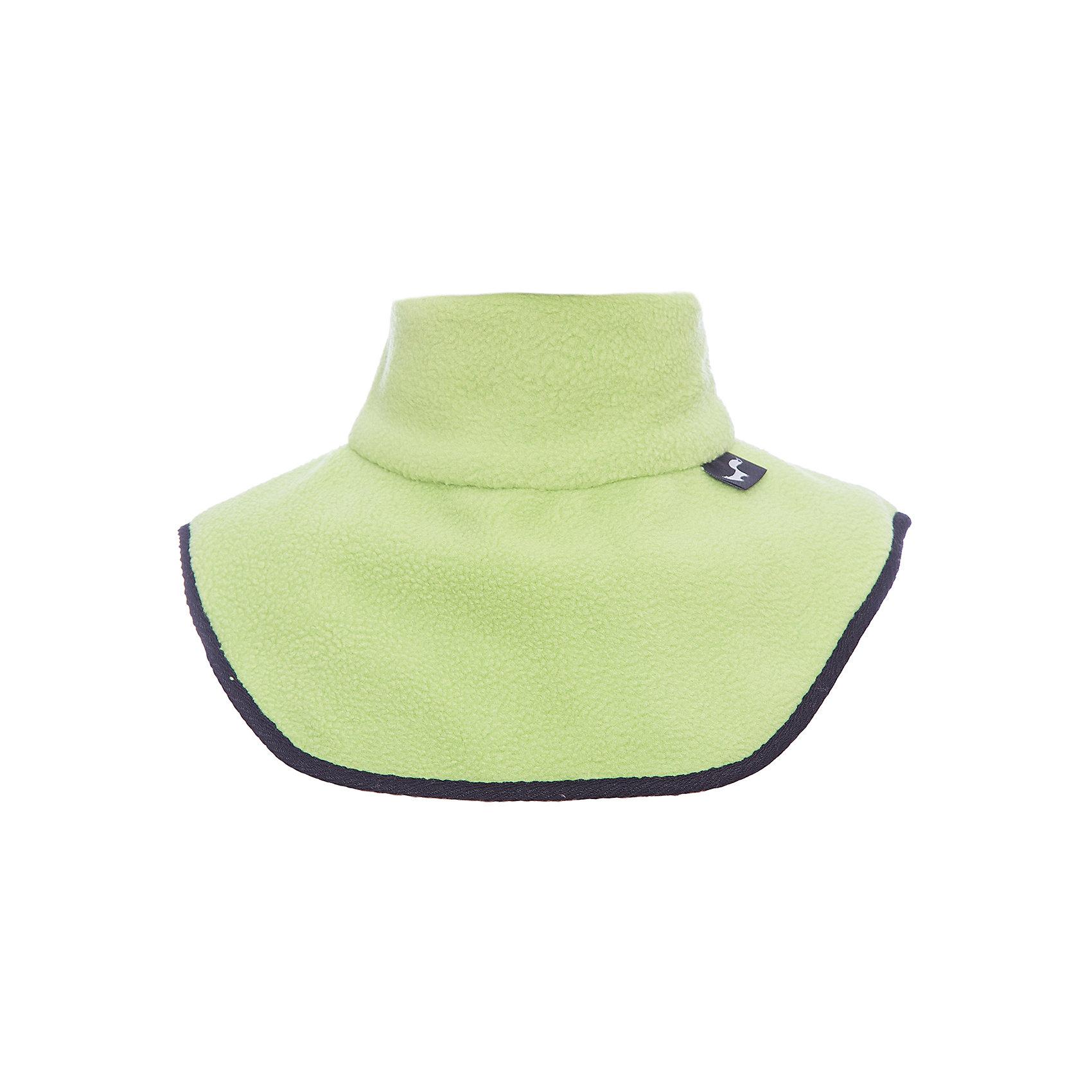 Манишка ЛисФлисШарфы, платки<br>Характеристики товара:<br><br>• цвет: зеленый;<br>• состав: 100% полиэстер, флис (280 гр);<br>• сезон: зима;<br>• особенности: флисовая, на липучке;<br>• застежка: липучка сзади изделия;<br>• контрастная полоса по низу изделия;<br>• надежно сидит на шее;<br>• страна бренда: Россия;<br>• страна производства: Россия.<br><br>Манишка — это удобный аксессуар, который остается на шее, как бы ребенок не двигался. Манишка застегивается на липучку сзади, выполнена из флиса 280 гр.<br><br>Манишку ЛисФлис можно купить в нашем интернет-магазине.<br><br>Ширина мм: 88<br>Глубина мм: 155<br>Высота мм: 26<br>Вес г: 106<br>Цвет: зеленый<br>Возраст от месяцев: 60<br>Возраст до месяцев: 132<br>Пол: Унисекс<br>Возраст: Детский<br>Размер: one size<br>SKU: 7052839