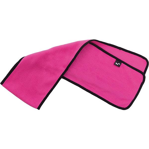 Шарф ЛисФлисФлис и термобелье<br>Характеристики товара:<br><br>• цвет: розовый;<br>• состав: 100% полиэстер, флис (280 гр);<br>• сезон: зима;<br>• особенности: флисовый, двухсторонний;<br>• двухсторонний шарф;<br>• ширина шарфа: 16 см;<br>• мягкий и теплый;<br>• страна бренда: Россия;<br>• страна производства: Россия.<br><br>Шарф — прекрасное дополнение к любому комплекту, кофте или комбинезону. Двухсторонний шарф  выполнен из флиса 280 гр.<br><br>Шарф ЛисФлис можно купить в нашем интернет-магазине.<br>Ширина мм: 88; Глубина мм: 155; Высота мм: 26; Вес г: 106; Цвет: розовый; Возраст от месяцев: 60; Возраст до месяцев: 132; Пол: Женский; Возраст: Детский; Размер: one size; SKU: 7052845;