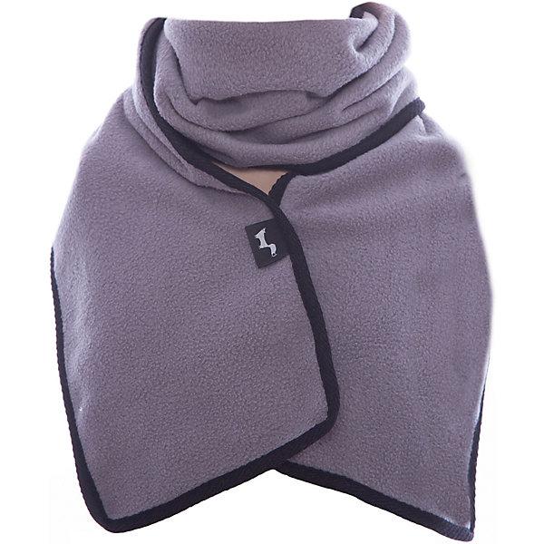 Шарф ЛисФлисФлис и термобелье<br>Характеристики товара:<br><br>• цвет: серый;<br>• состав: 100% полиэстер, флис (280 гр);<br>• сезон: зима;<br>• особенности: флисовый, двухсторонний;<br>• двухсторонний шарф;<br>• ширина шарфа: 16 см;<br>• мягкий и теплый;<br>• страна бренда: Россия;<br>• страна производства: Россия.<br><br>Шарф — прекрасное дополнение к любому комплекту, кофте или комбинезону. Двухсторонний шарф  выполнен из флиса 280 гр.<br><br>Шарф ЛисФлис можно купить в нашем интернет-магазине.<br>Ширина мм: 88; Глубина мм: 155; Высота мм: 26; Вес г: 106; Цвет: серый; Возраст от месяцев: 60; Возраст до месяцев: 132; Пол: Унисекс; Возраст: Детский; Размер: one size; SKU: 7052851;