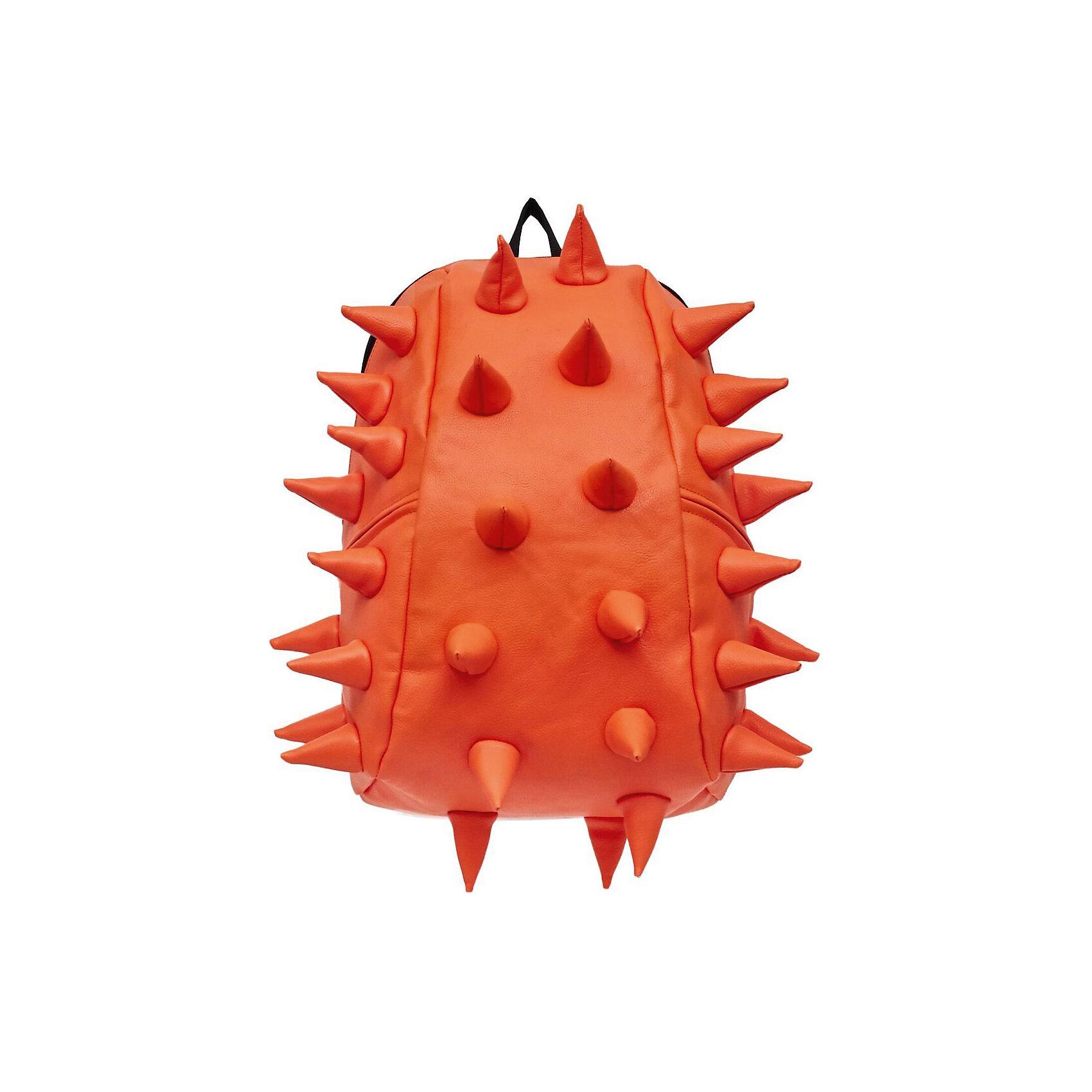 Рюкзак Rex 2 Full, цвет оранжевыйРюкзаки<br>Вес: 0,8 кг<br>Размер: 46х35х20 см<br>Состав: рюкзак<br>Наличие светоотражающих элементов: нет<br>Материал: полиуретан<br><br>Ширина мм: 460<br>Глубина мм: 350<br>Высота мм: 200<br>Вес г: 800<br>Возраст от месяцев: 60<br>Возраст до месяцев: 720<br>Пол: Унисекс<br>Возраст: Детский<br>SKU: 7054066