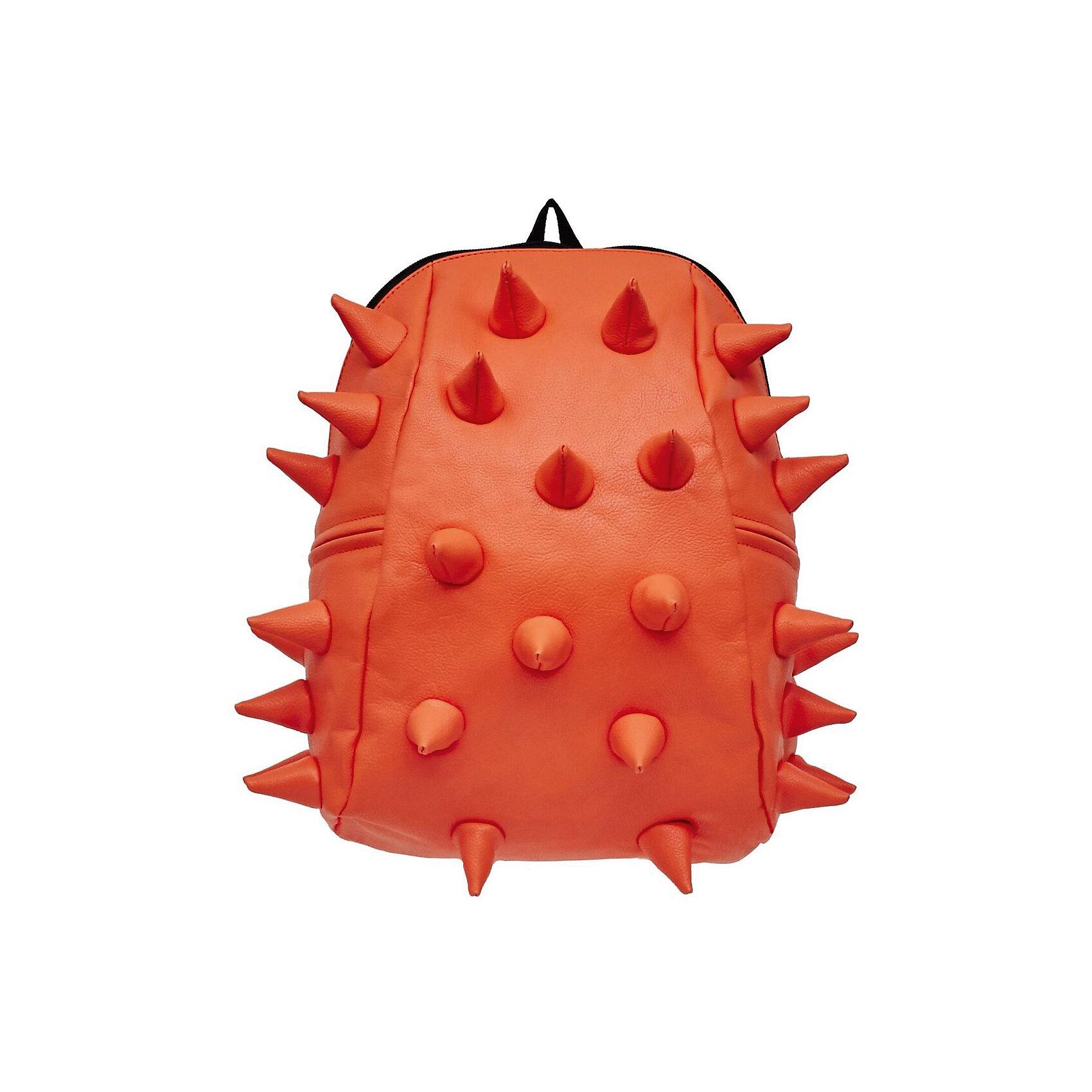 Рюкзак Rex 2 Half, цвет оранжевыйРюкзаки<br>Вес: 0,6 кг<br>Размер: 36х30х15 см<br>Состав: рюкзак<br>Наличие светоотражающих элементов: нет<br>Материал: полиуретан<br><br>Ширина мм: 360<br>Глубина мм: 310<br>Высота мм: 150<br>Вес г: 600<br>Возраст от месяцев: 36<br>Возраст до месяцев: 720<br>Пол: Унисекс<br>Возраст: Детский<br>SKU: 7054067