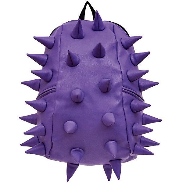 Рюкзак Rex 2 Full, цвет сиреневыйРюкзаки<br>Характеристики товара:<br><br>• цвет: сиреневый;<br>• возраст: от 5 лет;<br>• вес: 0,8 кг;<br>• размер: 46х35х20 см;<br>• особенности модели: с пузырями;<br>• основное отделение на молнии;<br>• внутренний кармашек на молнии;<br>• мягкие регулируемые по высоте лямки;<br>• спинка имеет ортопедическую форму;<br>• два дополнительных боковых кармана на молнии;<br>• материал: полиуретан;<br>• страна бренда: США;<br>• страна изготовитель: Китай.<br><br>Удобный и стильный рюкзак Madpax Rex 2 Full непременно понравится школьникам. Малый вес рюкзака позволяет ребенку носить с собой все необходимое для учебы, при этом не перегружая позвоночник. <br><br>Мягкие ремни регулируются в зависимости от роста ребенка, несколько отделений, проветриваемая спинка и дополнительные карманы делают рюкзак максимально комфортным. <br><br>Рюкзак «Rex 2 Full» можно купить в нашем интернет-магазине.<br>Ширина мм: 460; Глубина мм: 350; Высота мм: 200; Вес г: 800; Возраст от месяцев: 60; Возраст до месяцев: 720; Пол: Унисекс; Возраст: Детский; SKU: 7054069;